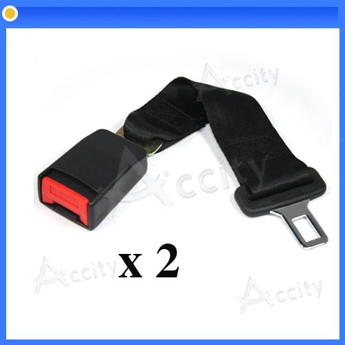 2x 420 mm auto rallonge extension ceinture de s curit automobile ebay. Black Bedroom Furniture Sets. Home Design Ideas