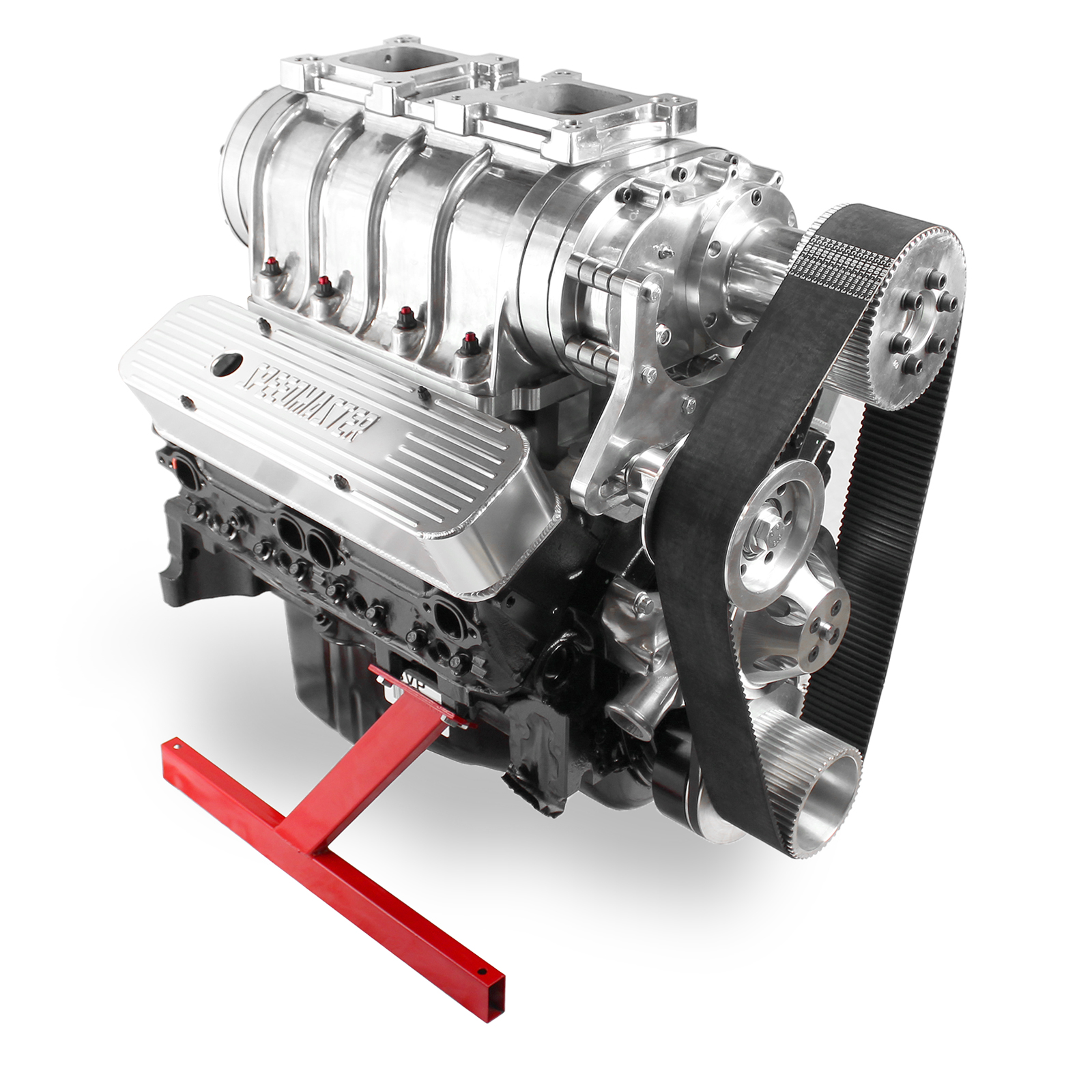 Pce on Chevy Crate Engines With Blower