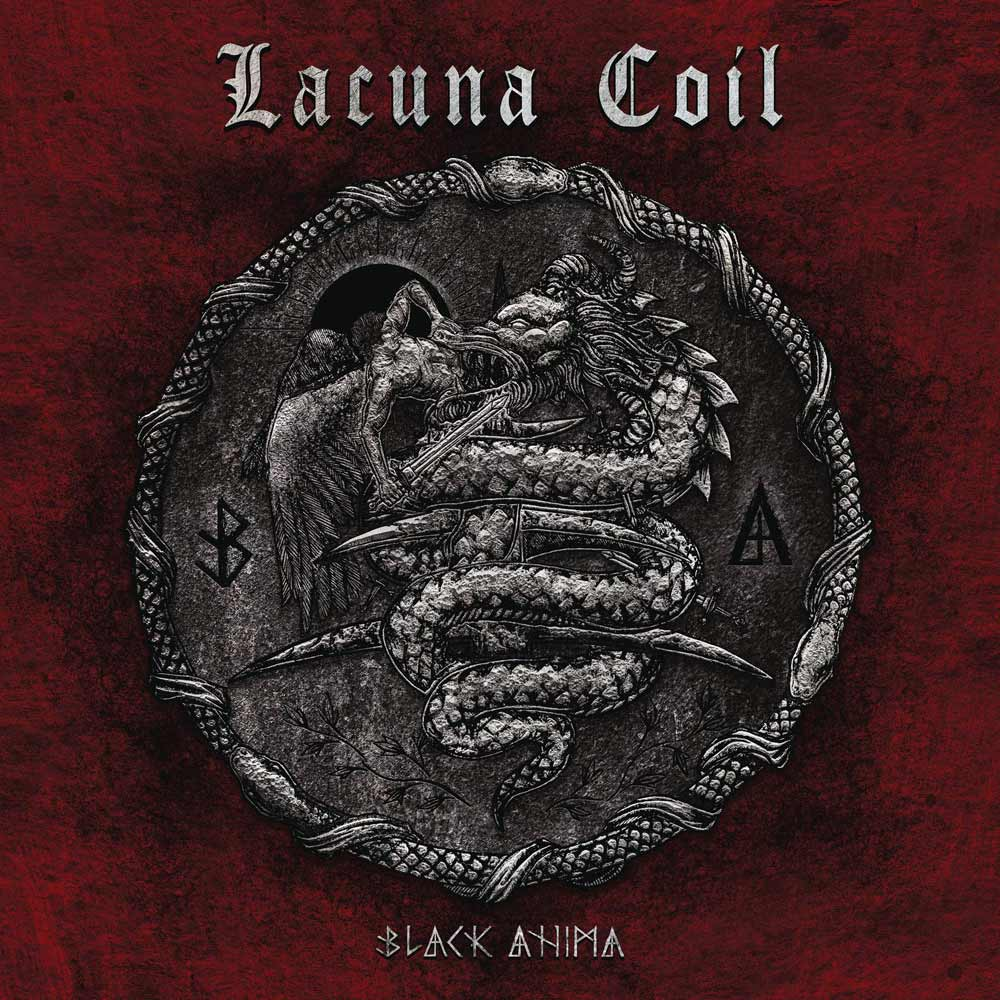 Lacuna Coil - Black Anima (NEW 2CD DELUXE)