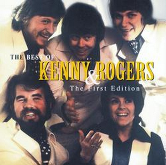 Kenny Rogers And The First Edition - B (NEW CD) 8811175924 ...