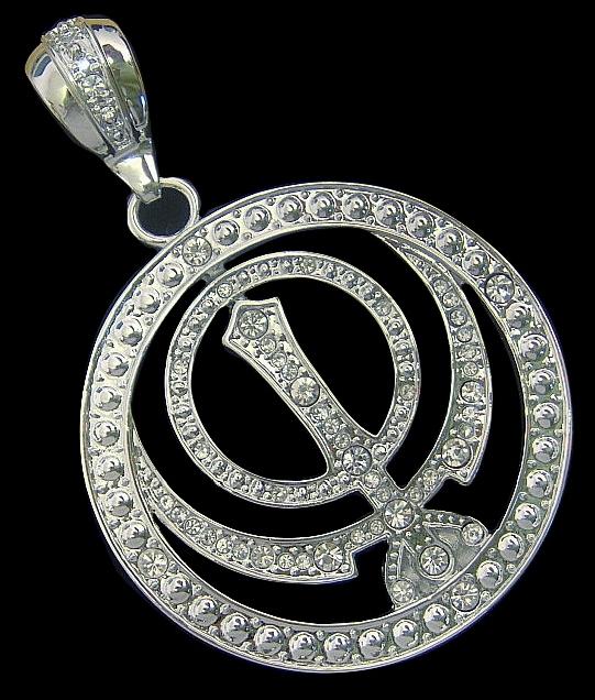 Sikh Khanda Hiphop Jewellery Bling Pendant Only Ebay