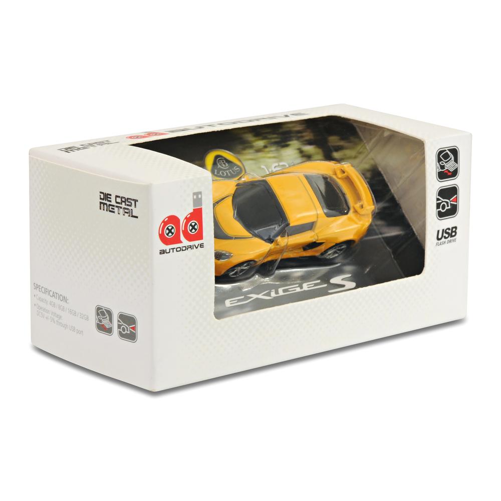 Official Lotus T125 F1 Racing Car USB Memory Stick 16Gb Green