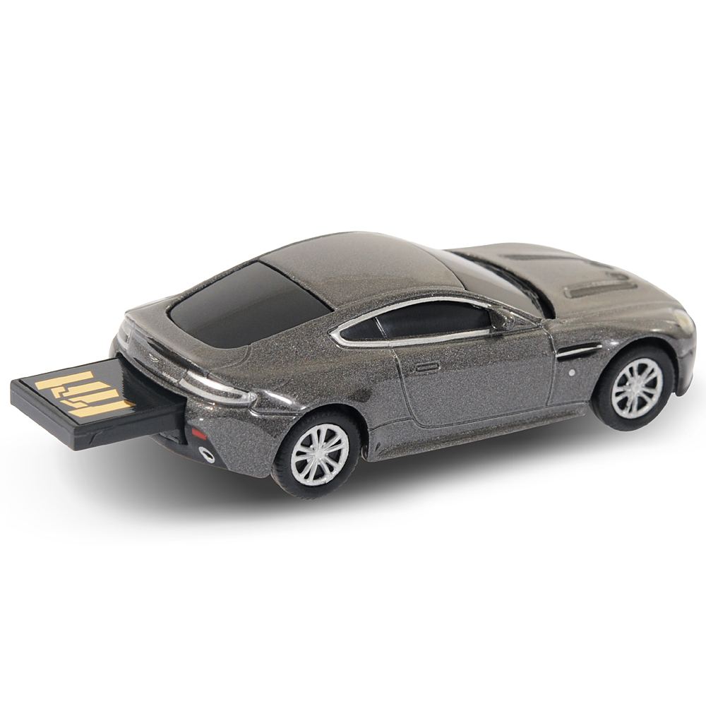 aston martin vantage car usb flash drive memory stick. Black Bedroom Furniture Sets. Home Design Ideas
