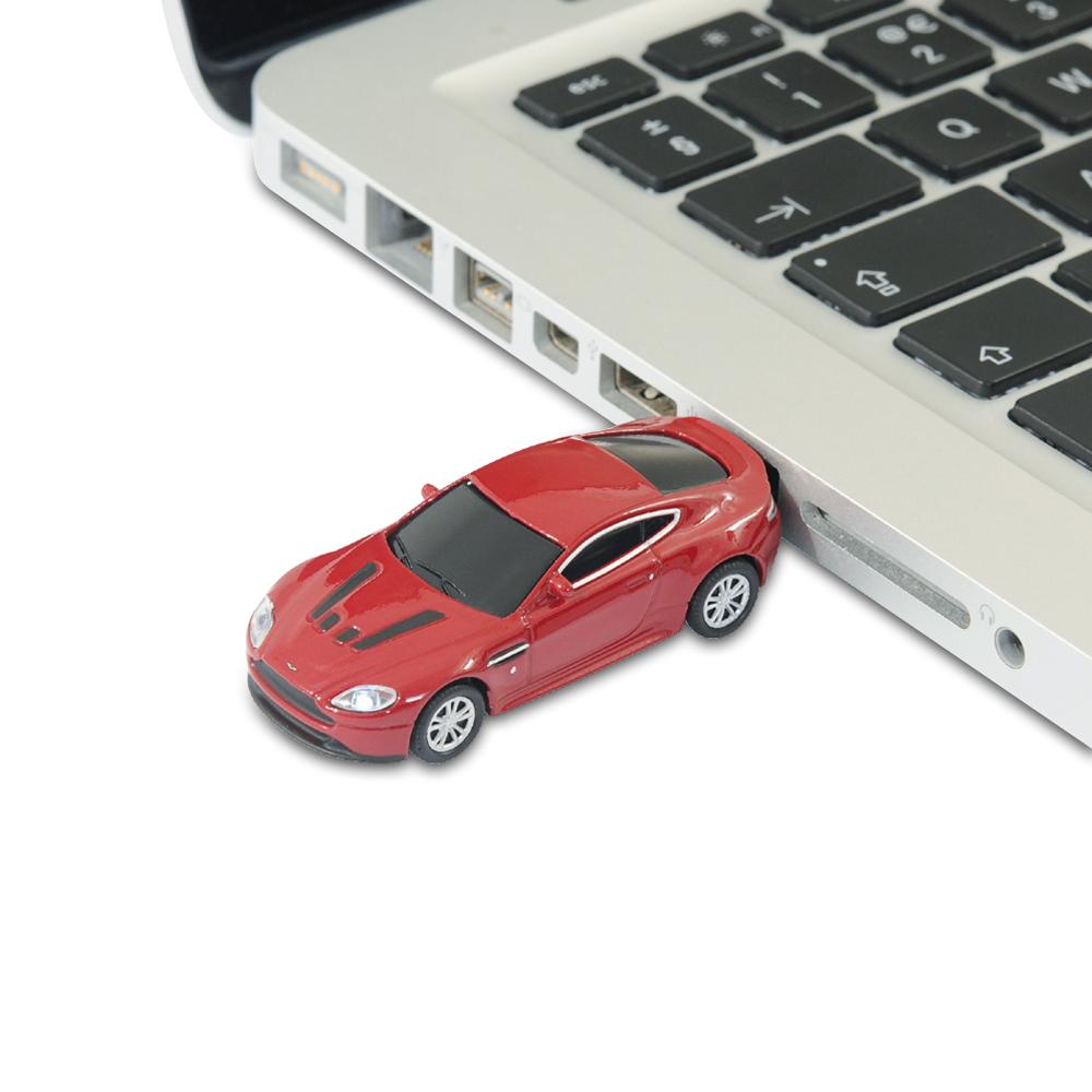official aston martin vantage car usb memory stick 8gb. Black Bedroom Furniture Sets. Home Design Ideas