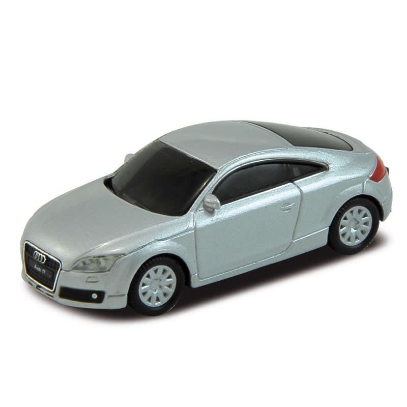 audi tt car usb memory stick flash drive 4gb silver ebay. Black Bedroom Furniture Sets. Home Design Ideas