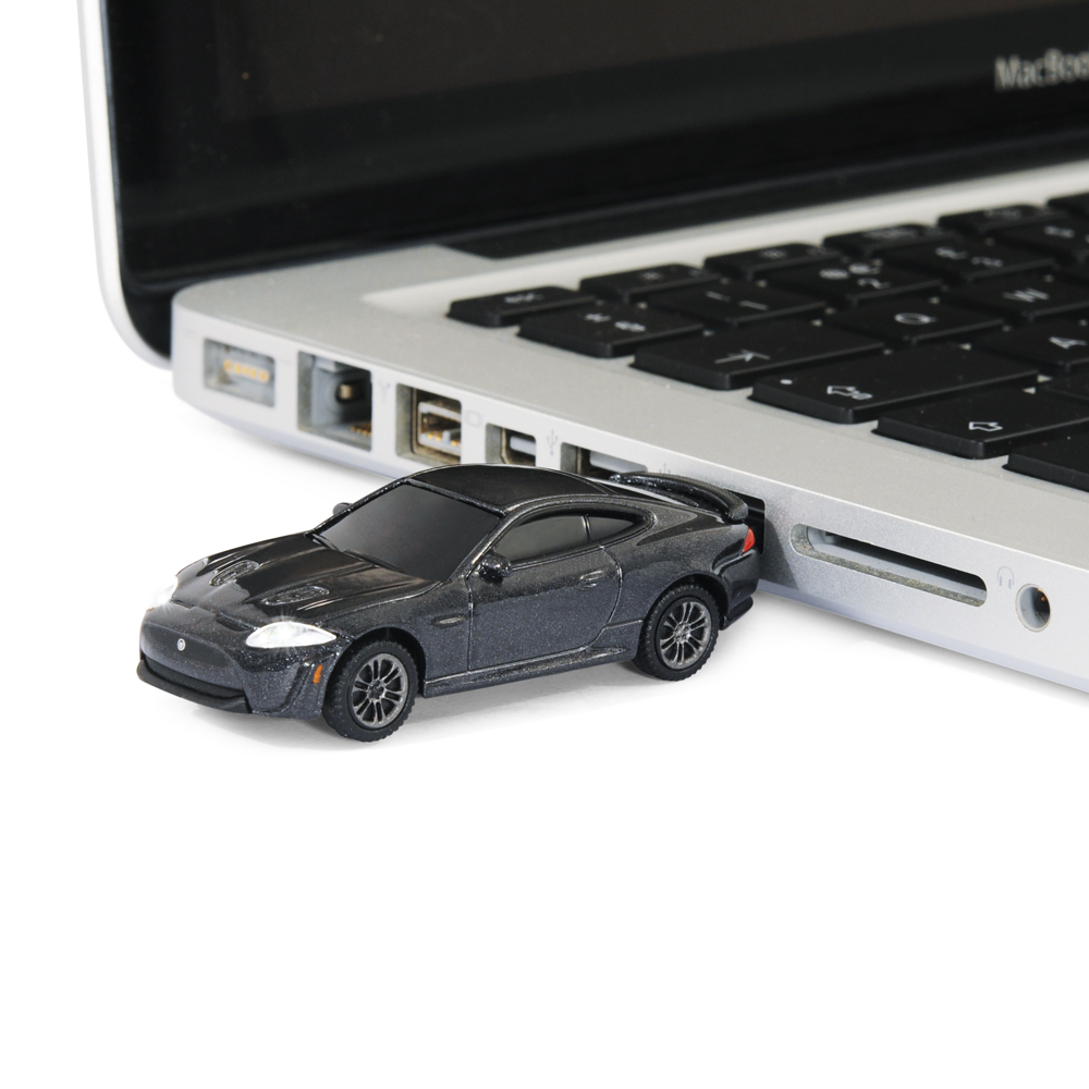 official jaguar xkr s sports car usb memory stick 8gb. Black Bedroom Furniture Sets. Home Design Ideas