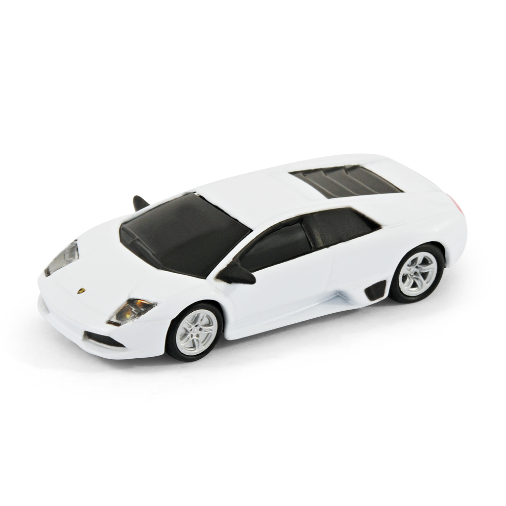 lamborghini murcielago car usb memory stick 4gb white ebay. Black Bedroom Furniture Sets. Home Design Ideas