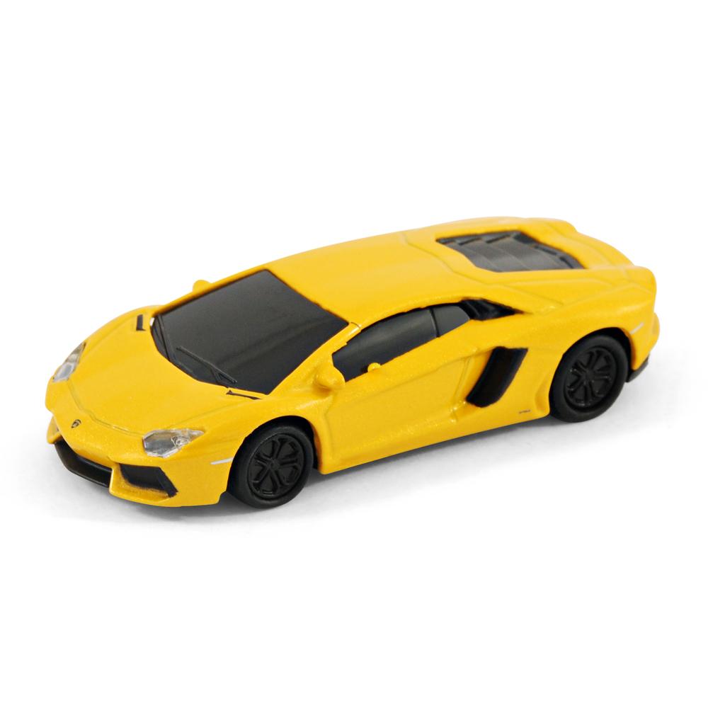 Official Lamborghini Aventador Sports Car USB Memory Stick
