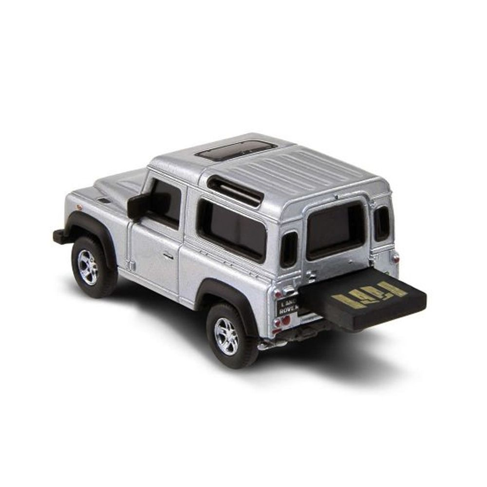 land rover defender cl lecteur usb m moire flash 8gb gris ebay. Black Bedroom Furniture Sets. Home Design Ideas