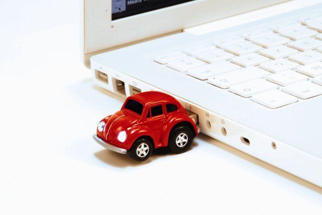 official classic vw beetle usb memory stick flash pen. Black Bedroom Furniture Sets. Home Design Ideas