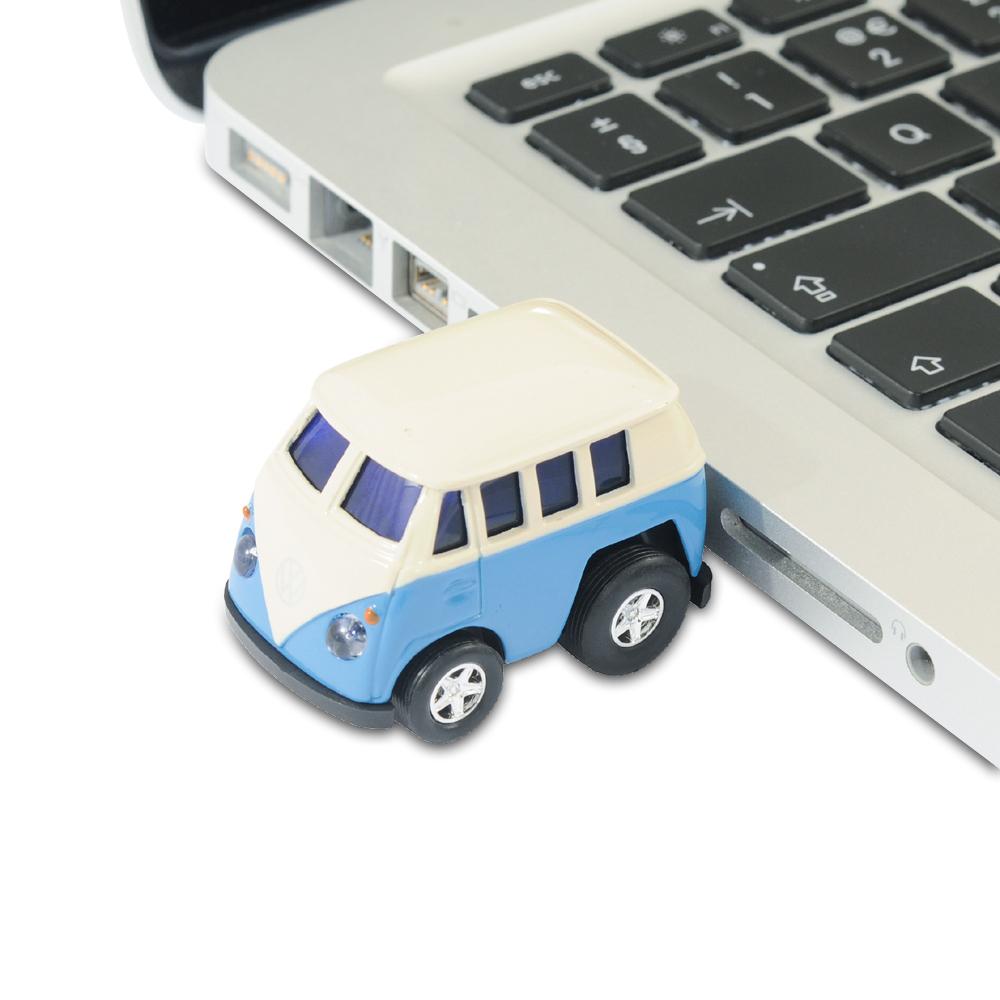 Vw Camper Van Bus Usb Memory Stick Flash Pen Drive 8gb