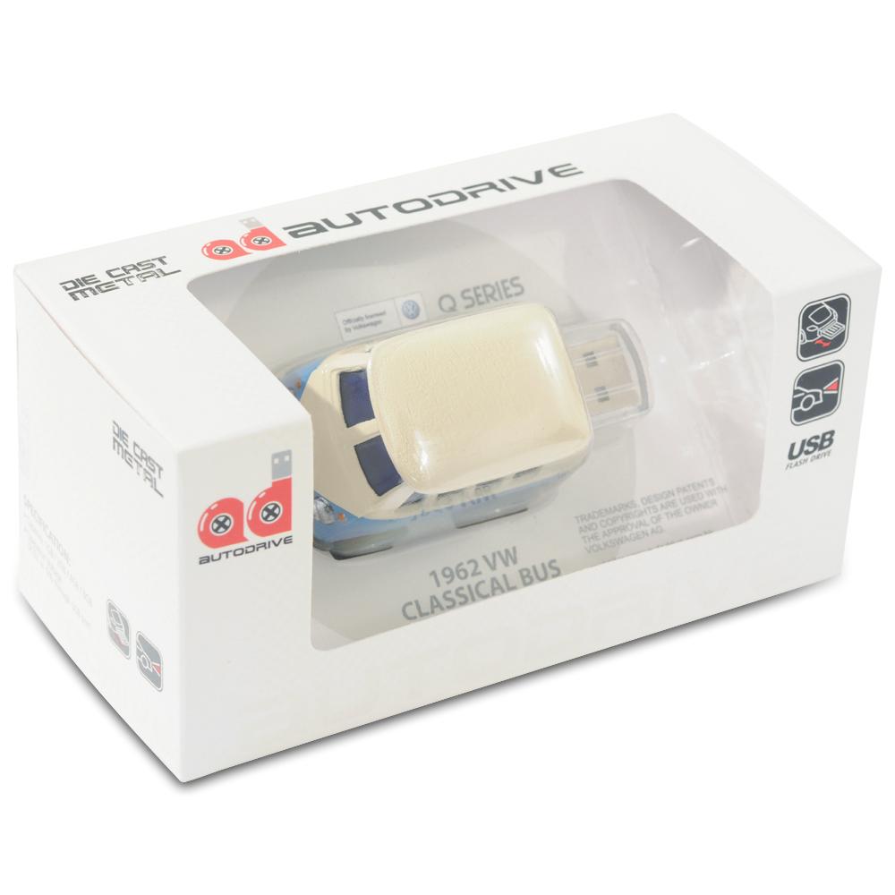 Details about VW Camper Van Bus USB Memory Stick Flash Pen Drive 8Gb - Blue