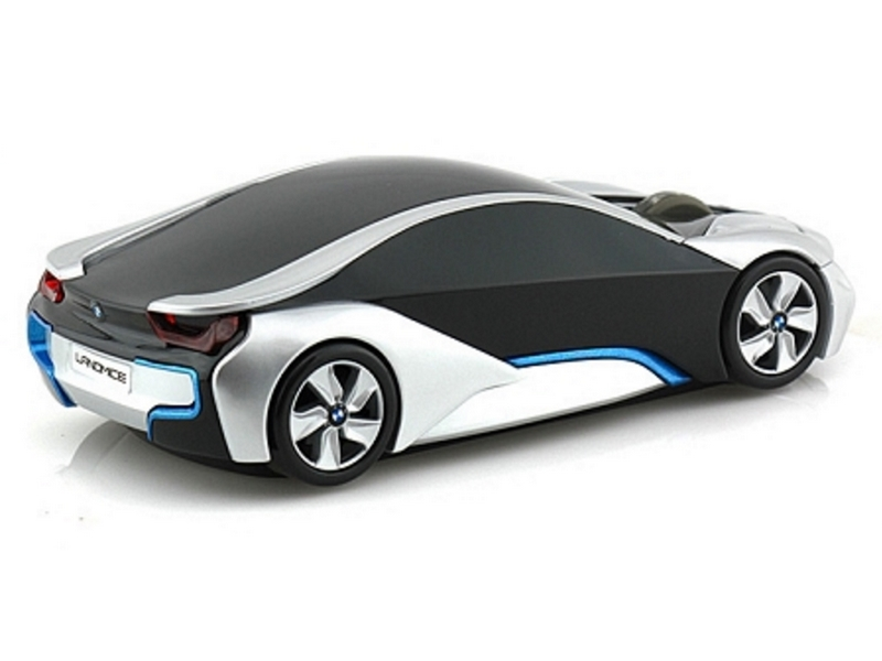 Official Bmw I8 Concept Car Wireless Computer Mouse