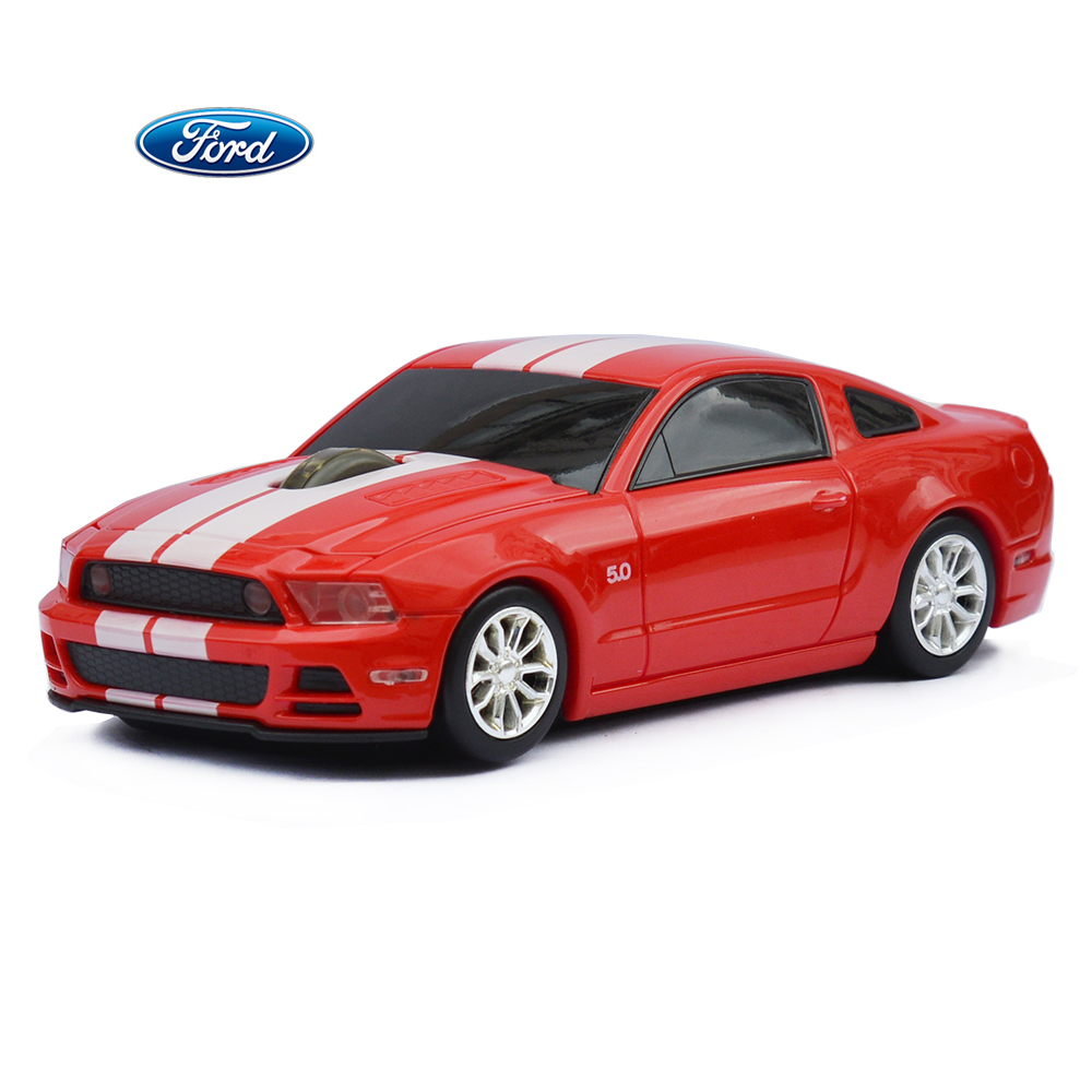 Car Cartoon Mustang Gt Room Design