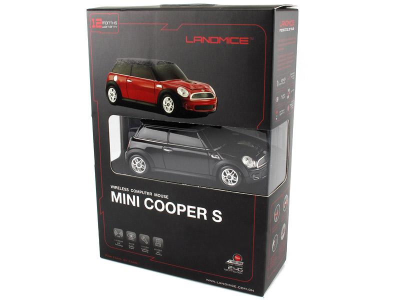 41ebb7d126c Oficial BMW Mini Cooper S Coche Ratón de Ordenador Inalámbrico ...