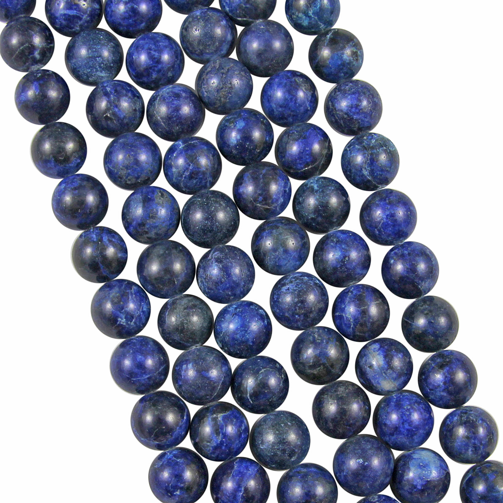 16-034-Strand-Semi-Precious-Gemstone-Crystal-Round-Beads-10mm-37-40-Beads