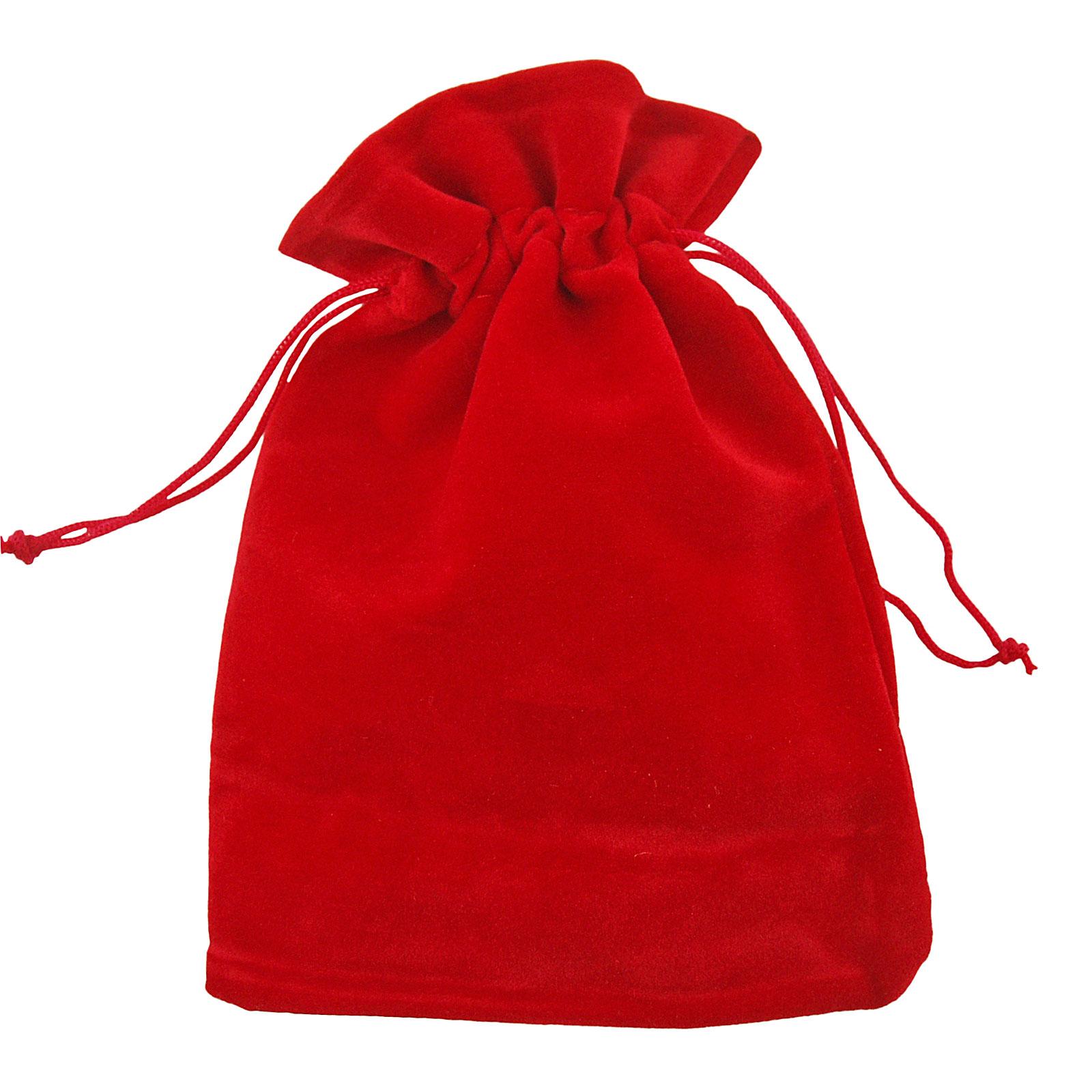 Velvet Jewellery Drawstring Wedding Gift Bag Favour Pouches - 6 ...