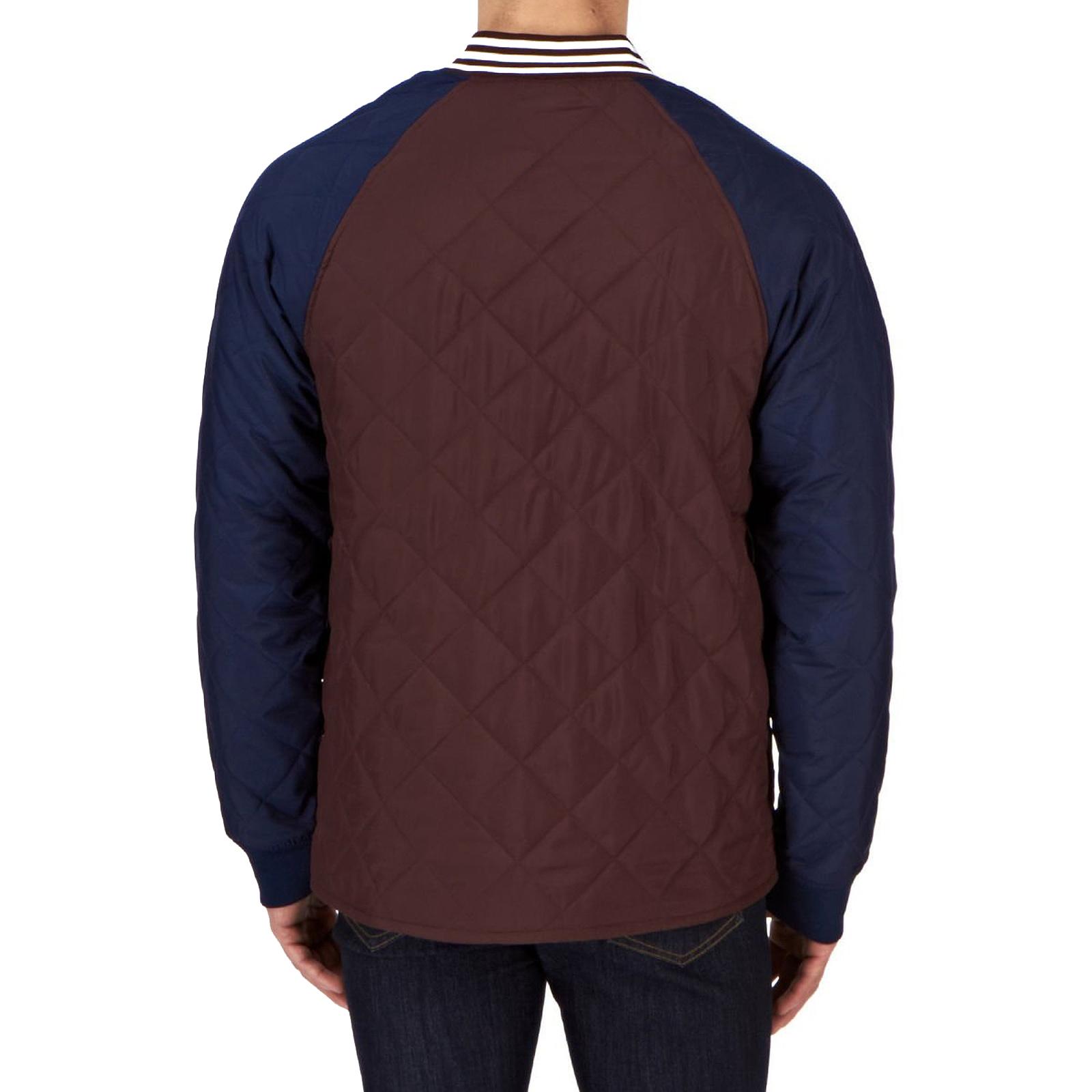 Adidas Originals Mens Pe Superstar Quilted Bomber Jacket