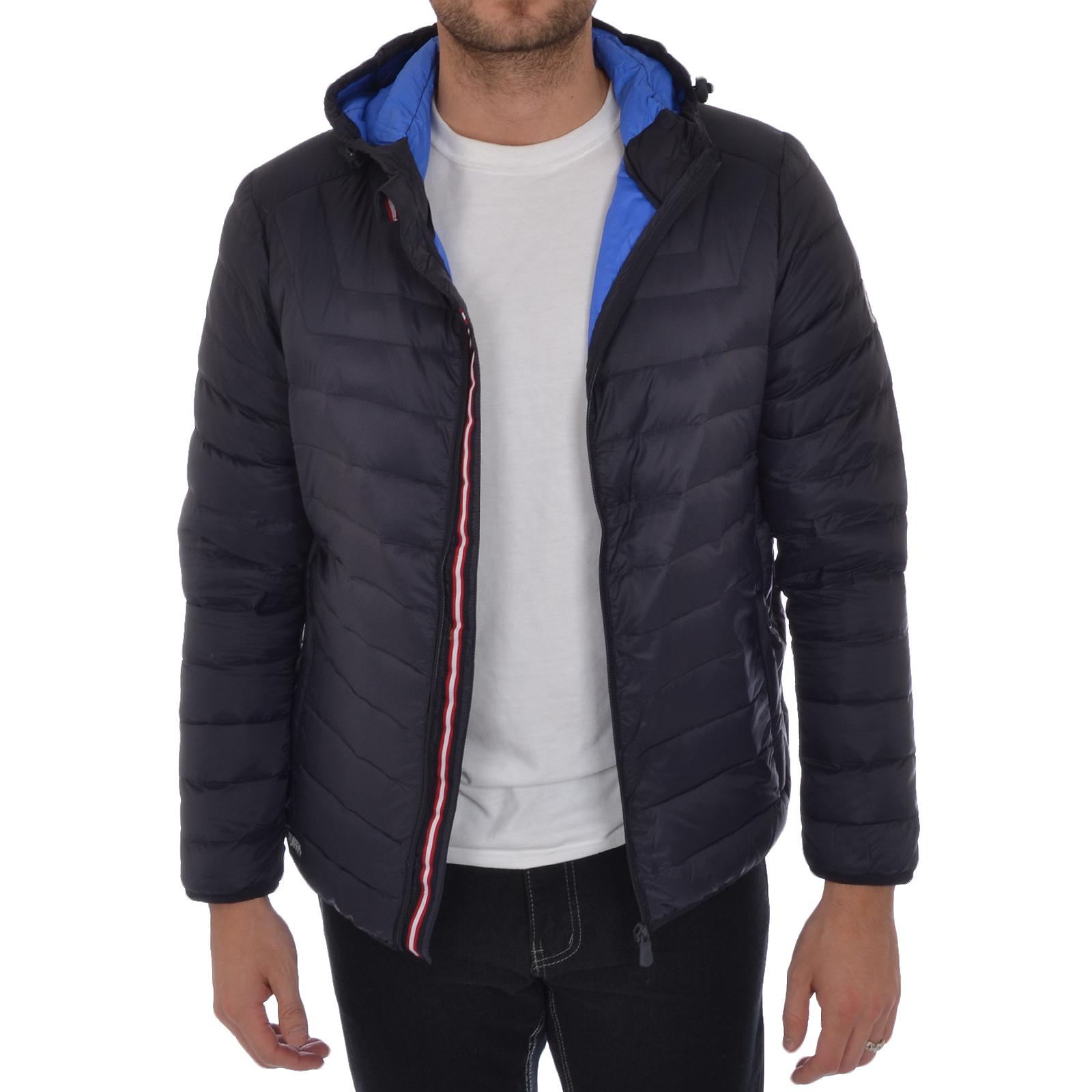 Mens Lightweight Down Jacket Coat Nj