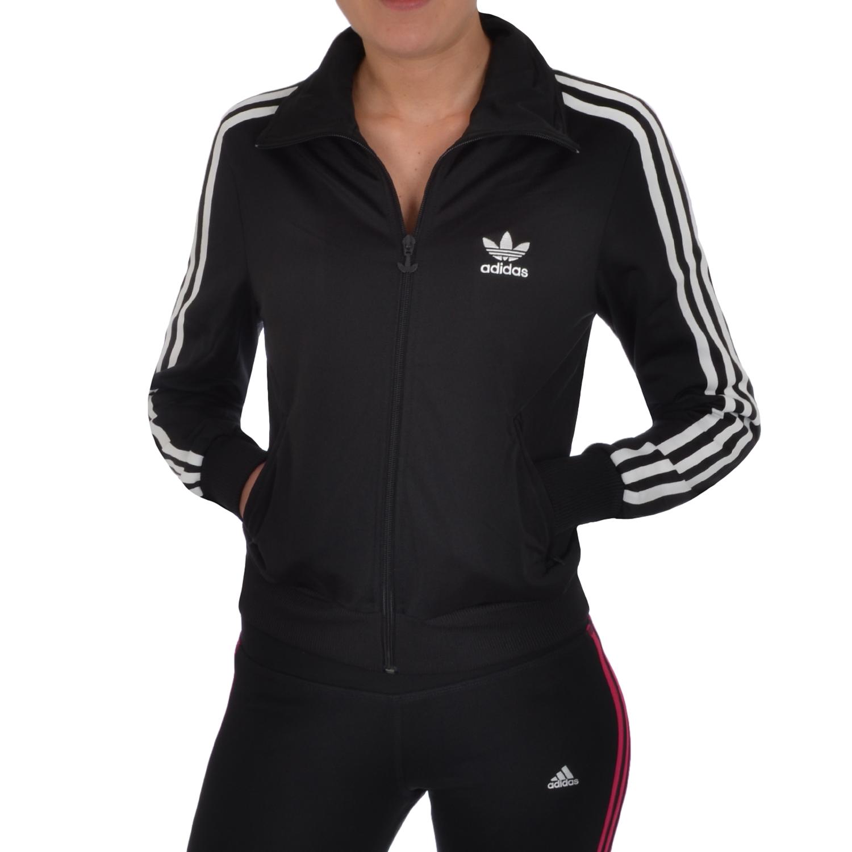 Adidas firebird track jacket women