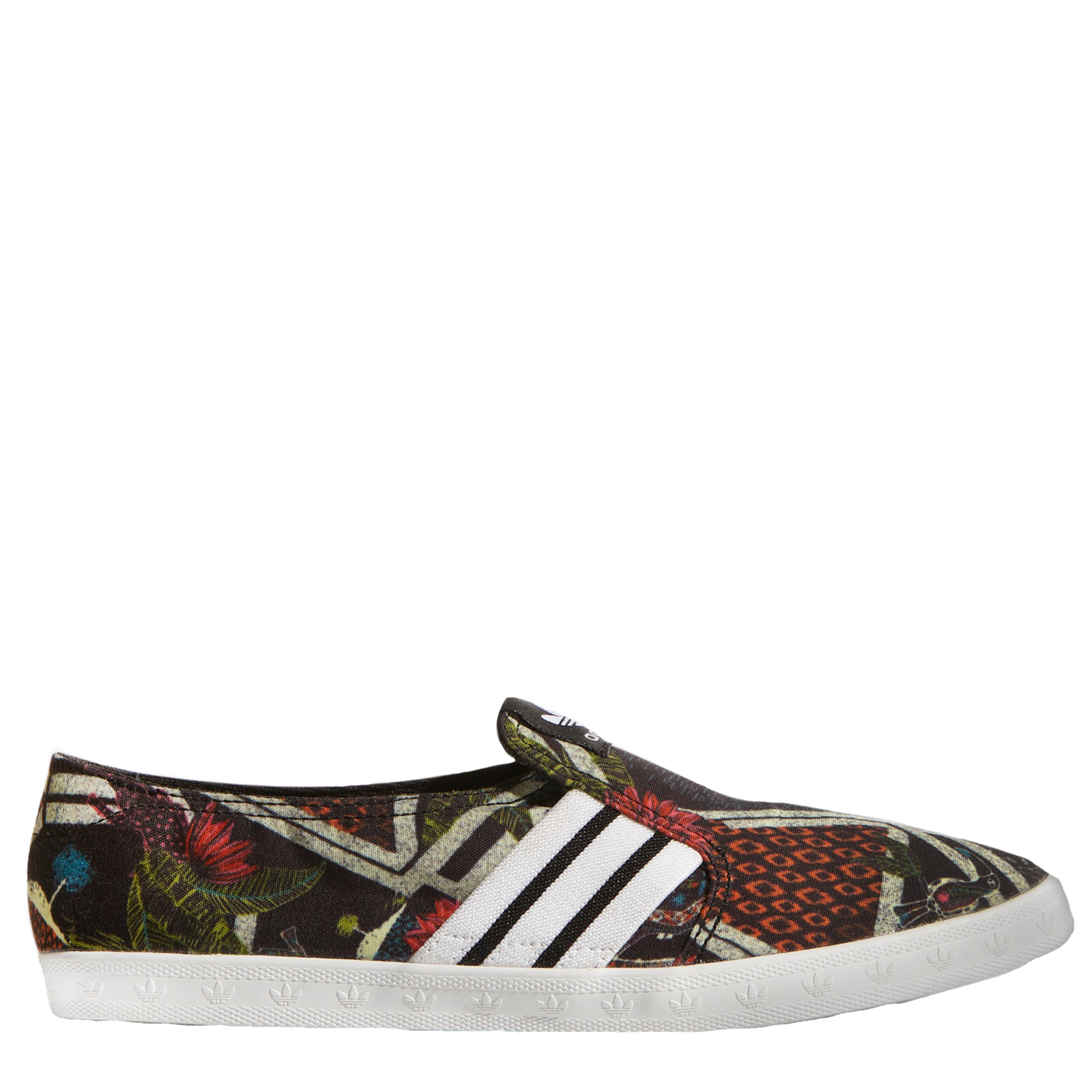 huge selection of fb606 a29ec adidas slip on sneakers striped