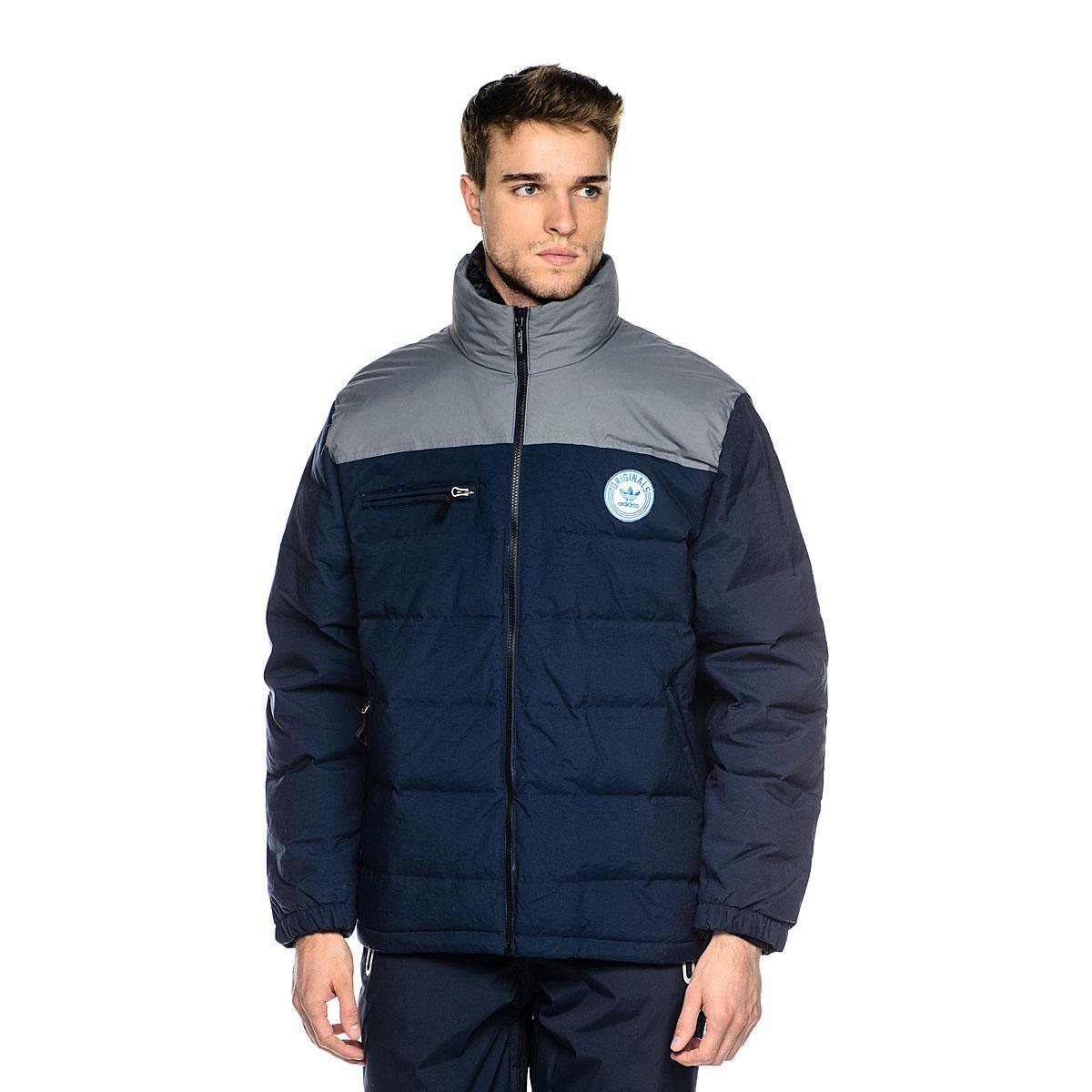 adidas Originals Mens Praezision Down Jacket Winter Padded