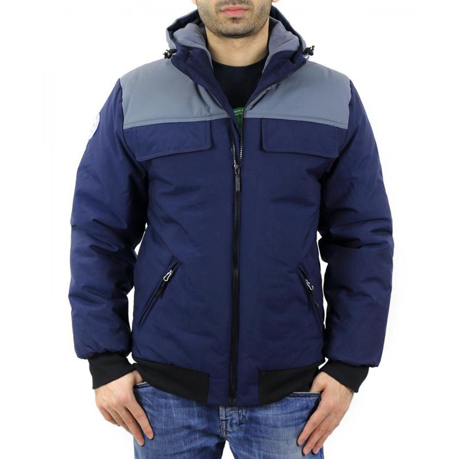 adidas Originals Mens Praezision BLSN Jacket Winter Padded
