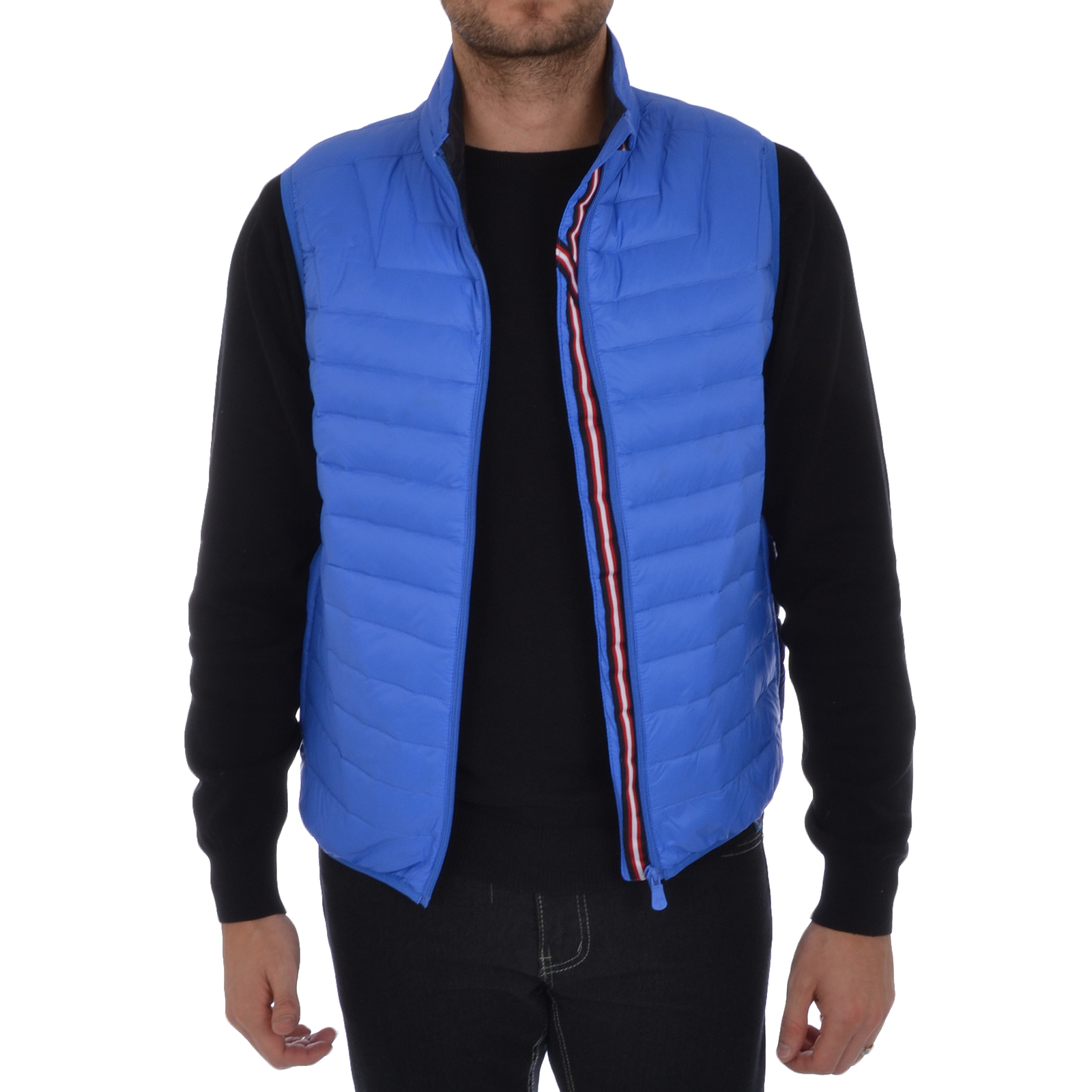 Puffa Mens Lightweight Gilet Padded Bodywarmer Sleeveless