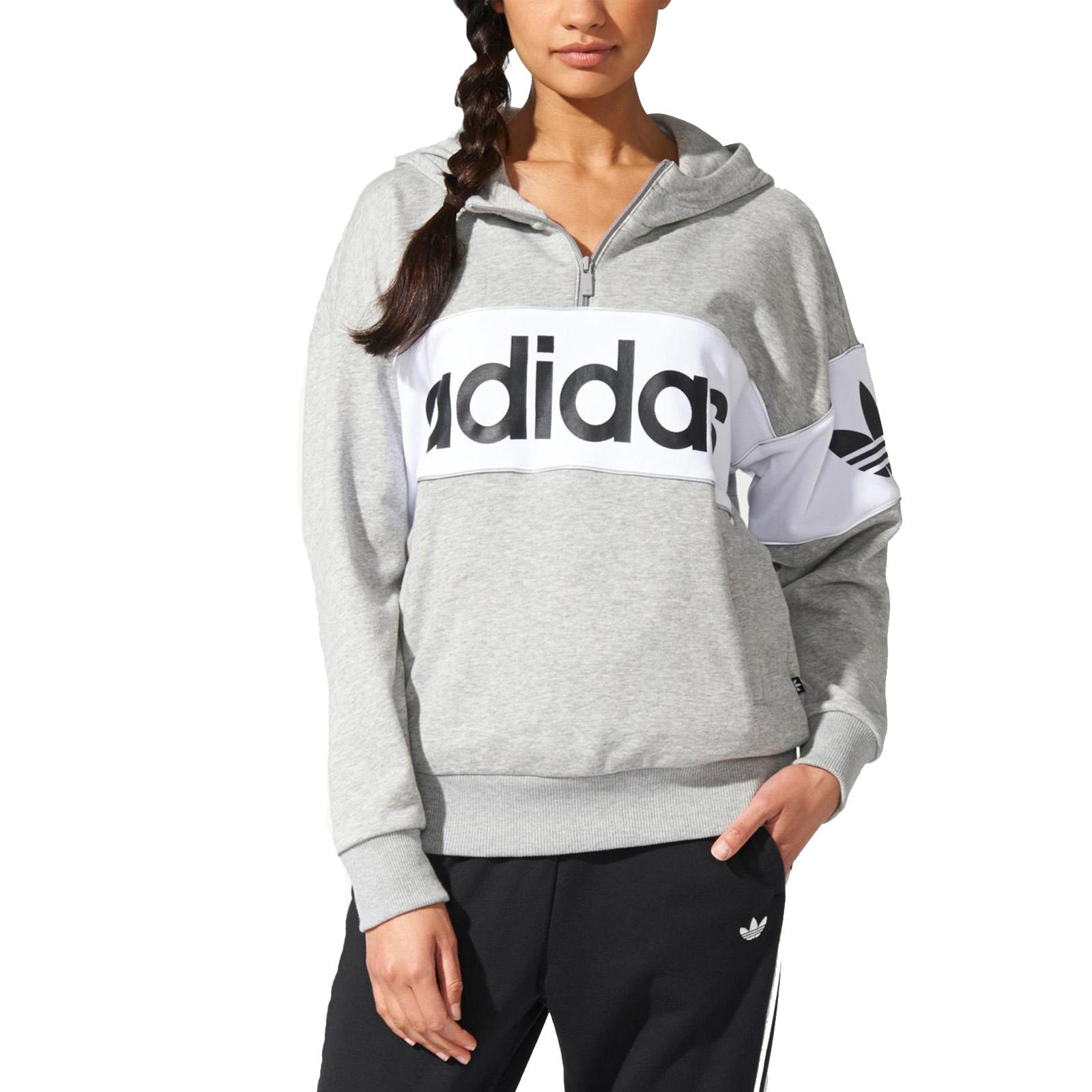 ... where to buy adidas originals grey hoodie womens 958d0 9ad73 086f3a00b6