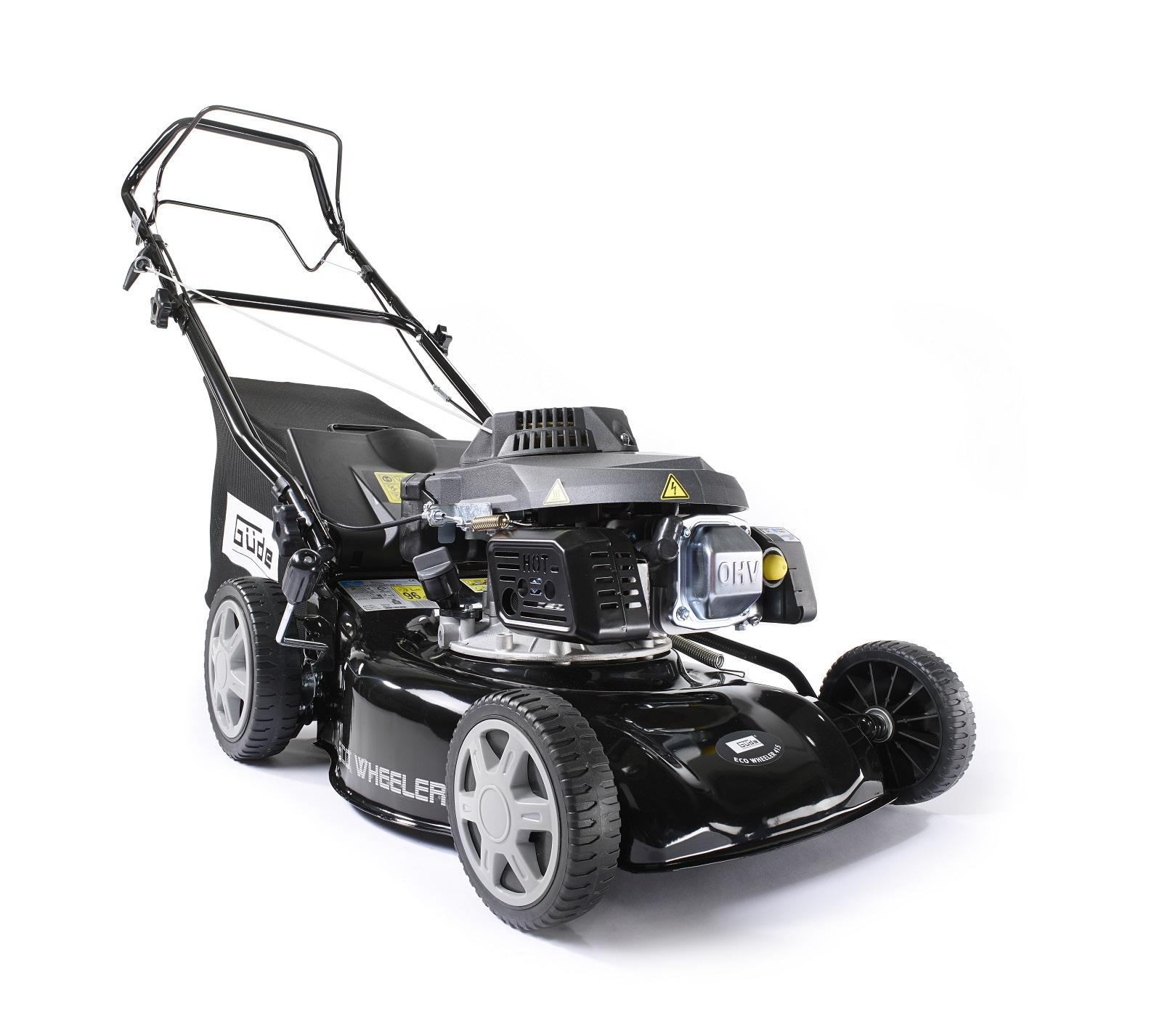 g de eco wheeler 415 benzin rasenm her radantrieb rasen garten selbstfahrer ebay. Black Bedroom Furniture Sets. Home Design Ideas