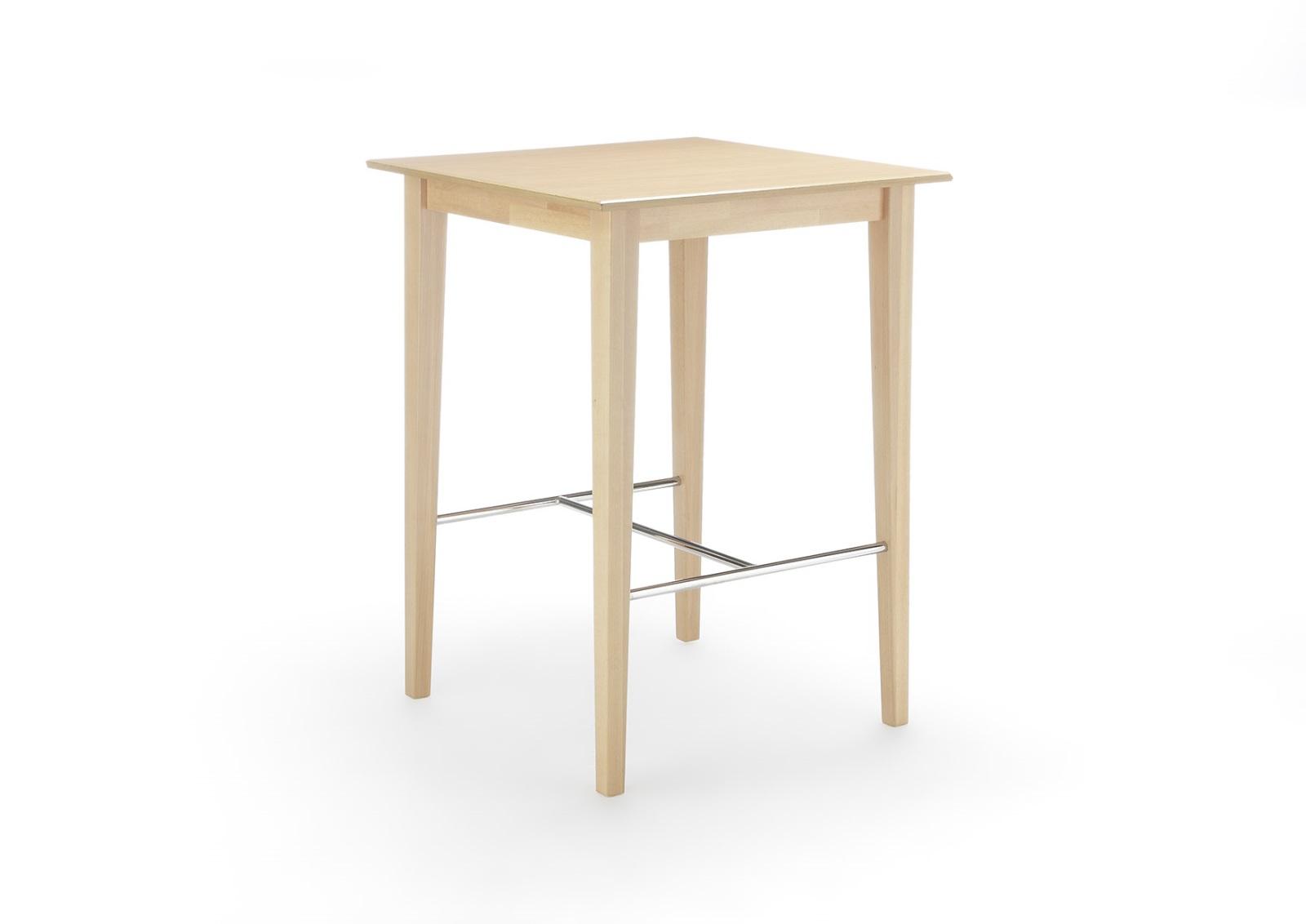 bartisch jan stehtisch bistrotisch esstisch tisch gastro massiv holz ebay. Black Bedroom Furniture Sets. Home Design Ideas