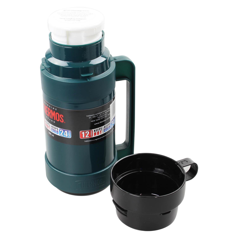 Thermos-Vetro-BEUTA-CAUDATA-Freddo-Caldo-Bevande-Tazza-termica-da-viaggio-PALLONE-TAZZA-DI-CAFFE-039 miniatura 16