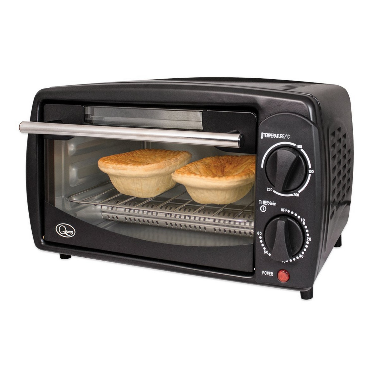 Electric Toaster Oven ~ Litre electric mini oven grill toaster compact machine