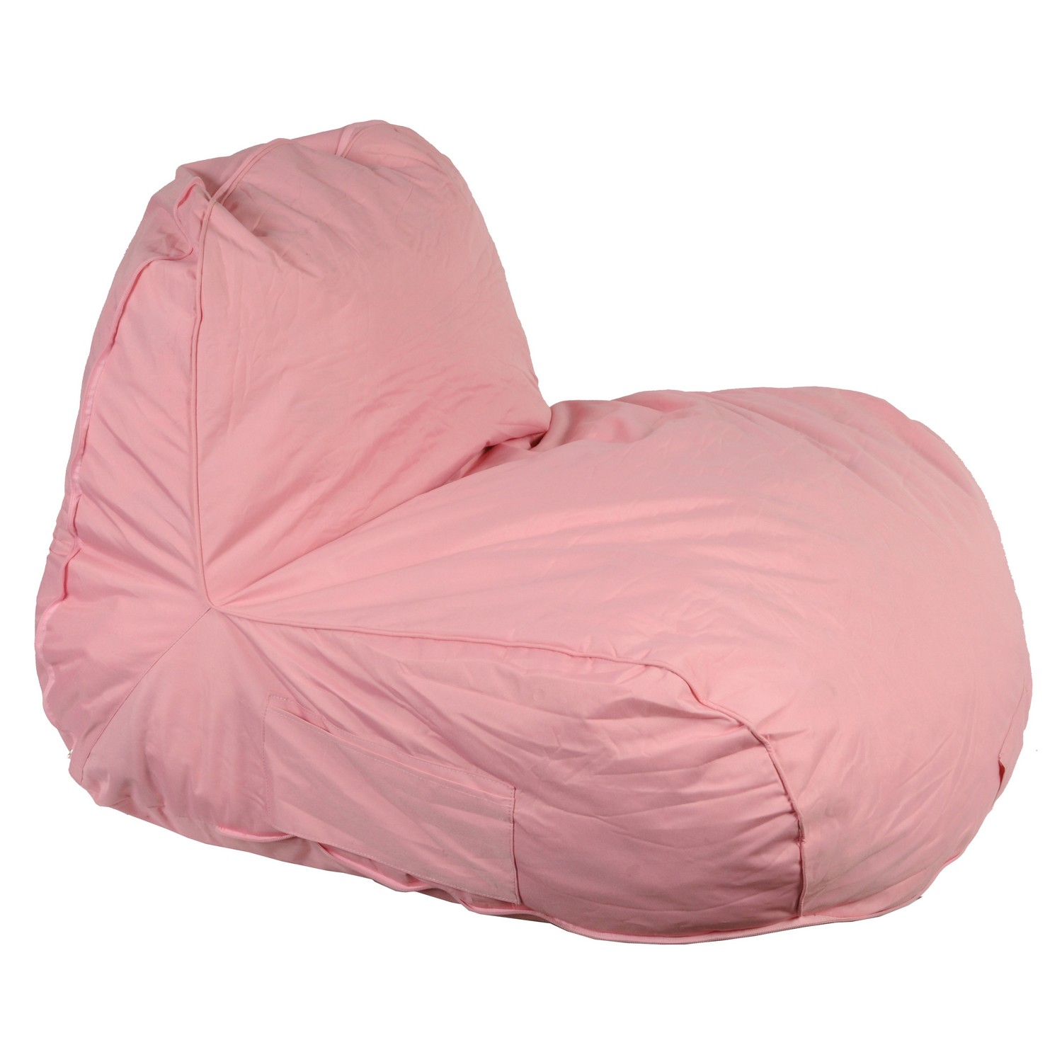 Incredible Details About Bean Bag Lazy Lounger Pink Beanbag Relax Chair Cushion Indoor Outdoor Home Sofa Alphanode Cool Chair Designs And Ideas Alphanodeonline