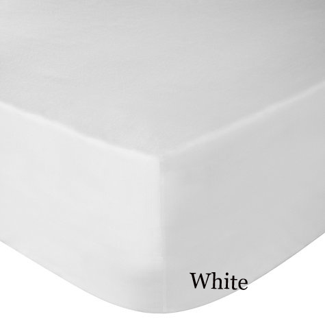 Premium Quality Plain Dyed Fitted Sheet Poly-Cotton Non Iron Bed Sheet All Sizes