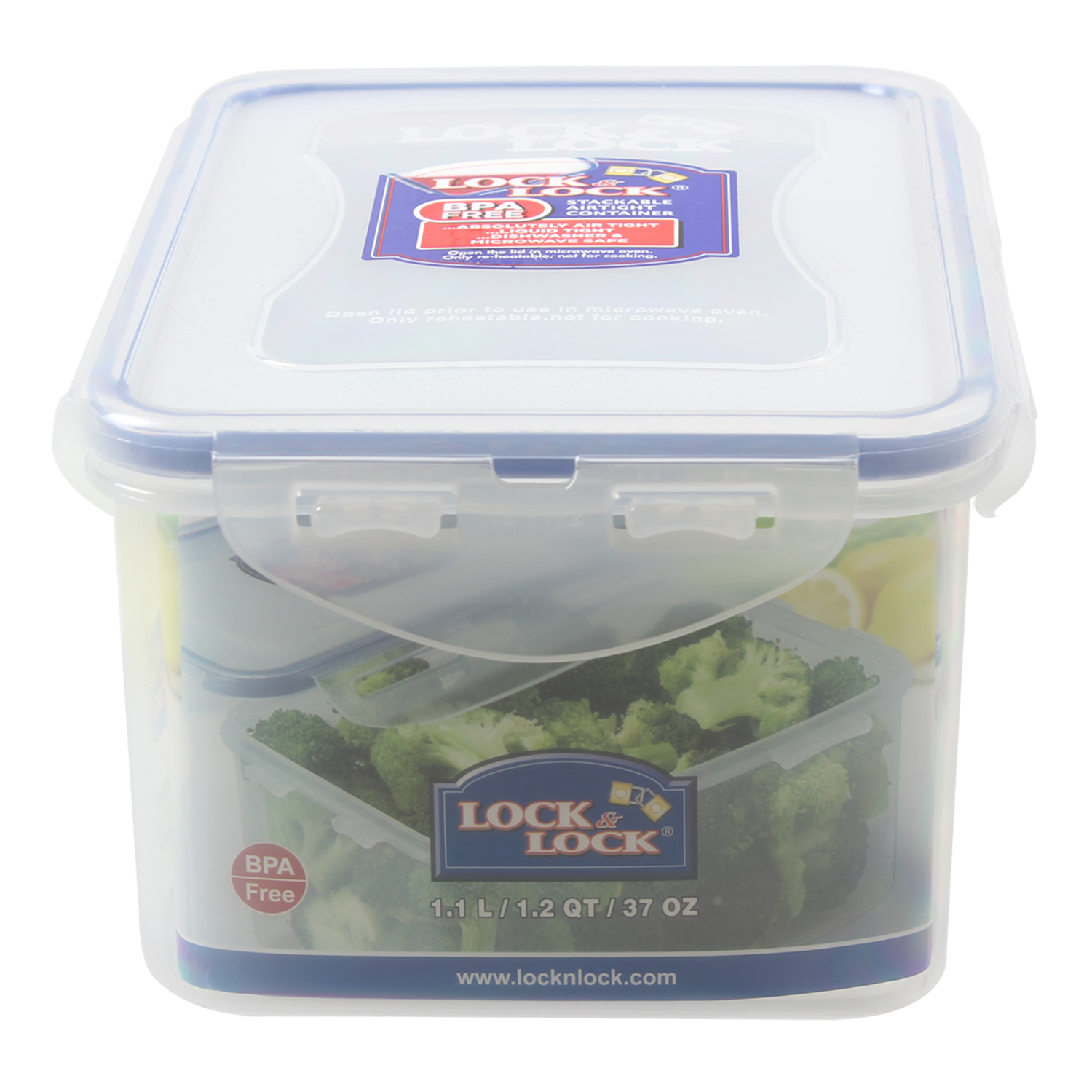 Lock 11 Litre High Quality Rectangular Storage Airtight Food Locklock Container Classics 26l Hpl826 The Unique Patented System Brings Together Superb Design Manufacturing Innovative Silicone Seals And Four Separate Locking Hinges