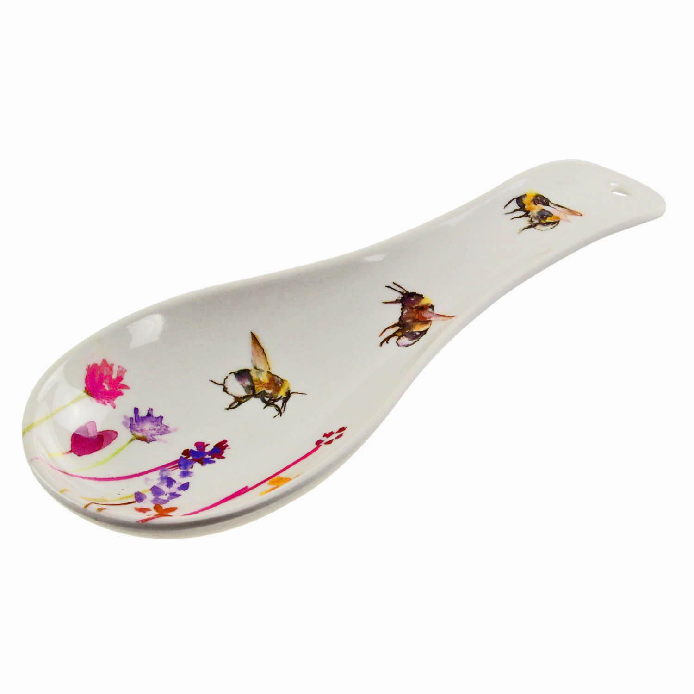 Leonardo Collection Busy Bee Melamine Spoon Rest
