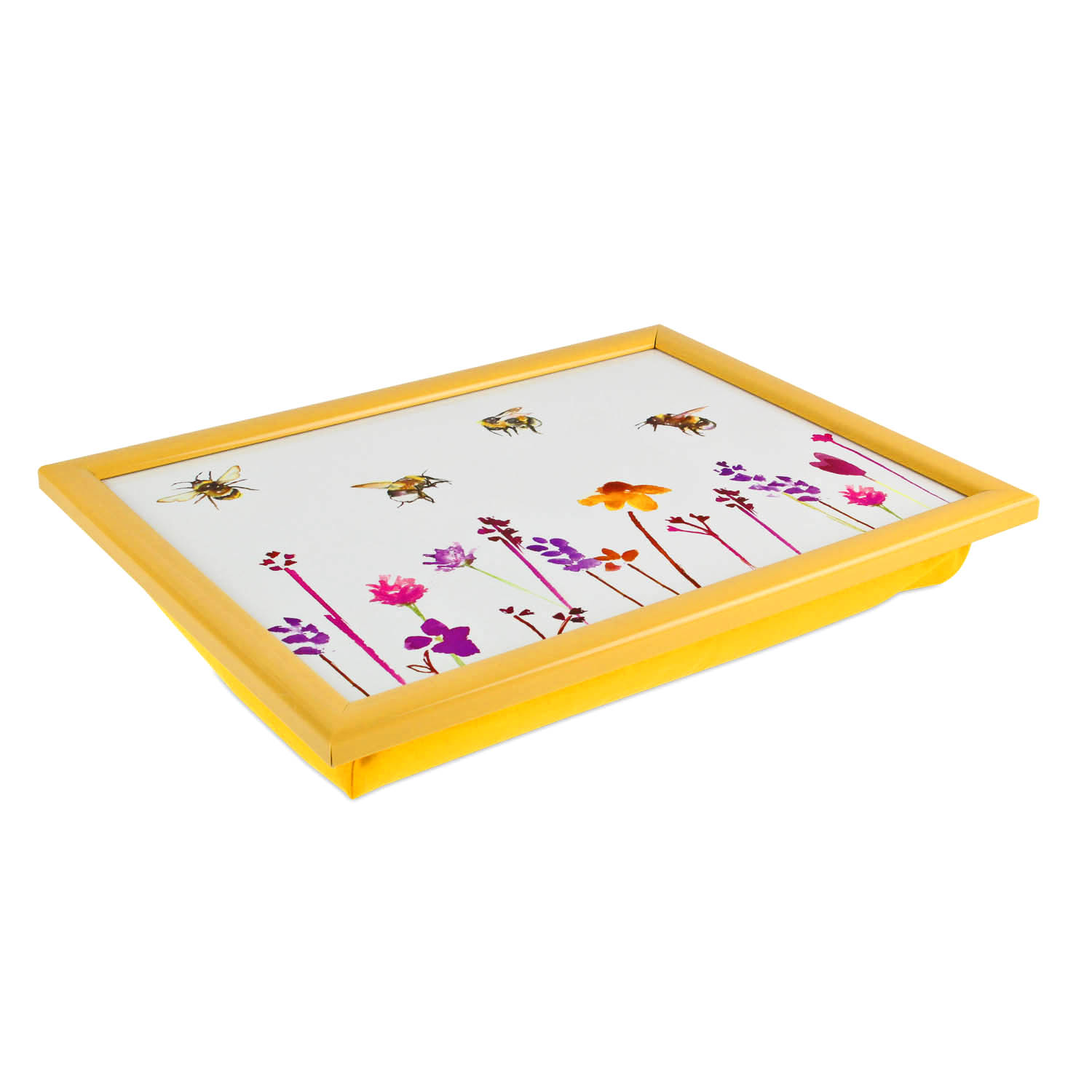 Busy Bees Large Lap Tray