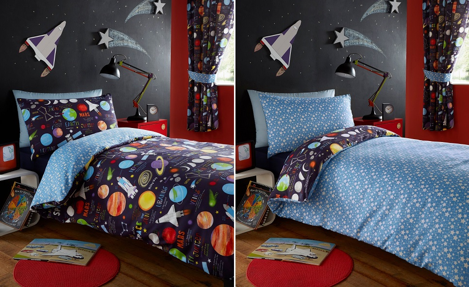 planet and moons comforter - photo #24