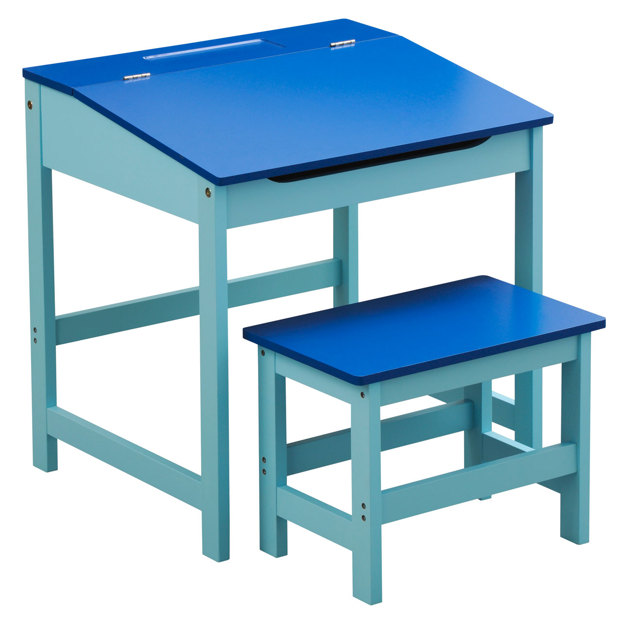 Incroyable Details About Blue Kids Children Study Activity Desk Table And Stool Chair  Seat Furniture Set