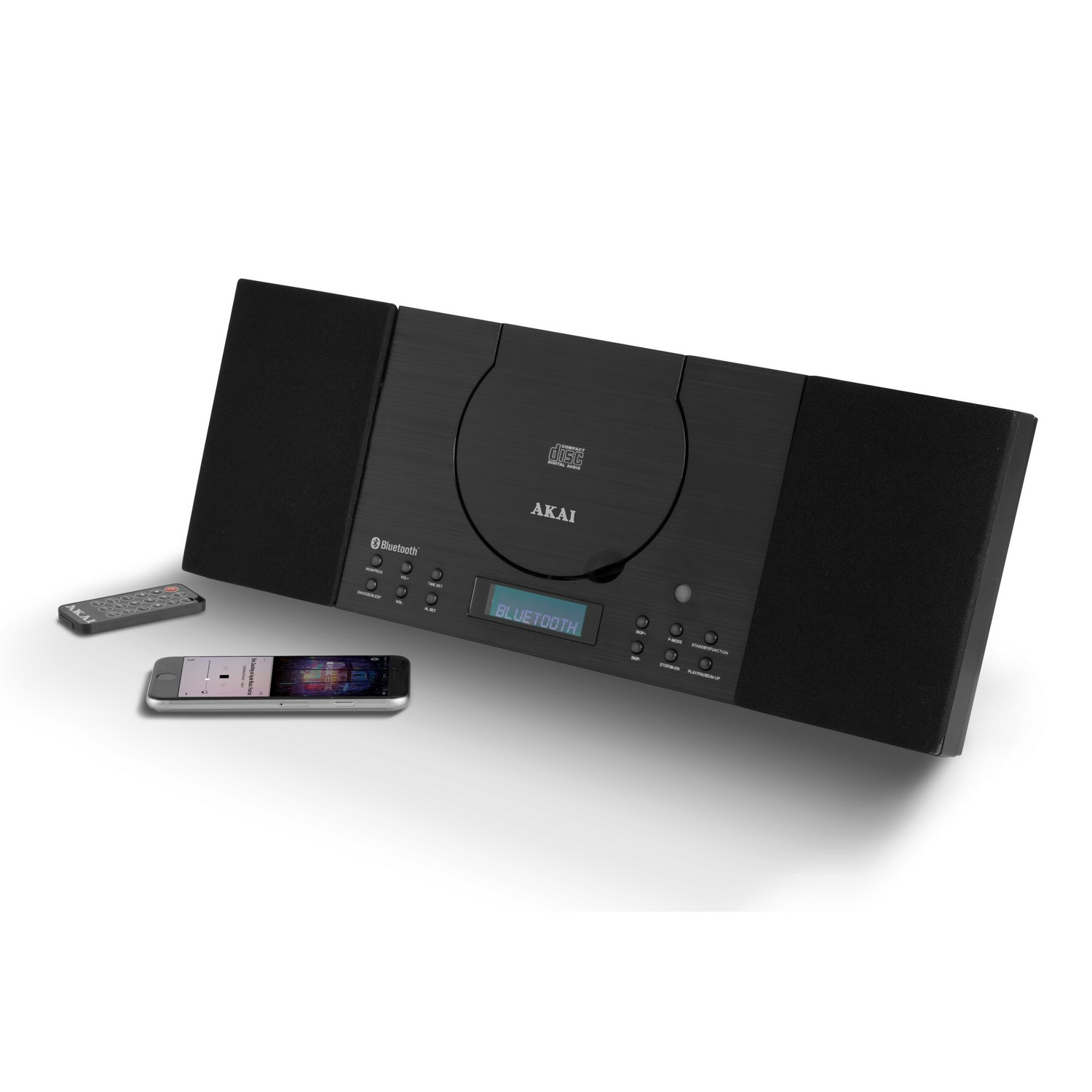 hifi bluetooth system ebay. Black Bedroom Furniture Sets. Home Design Ideas