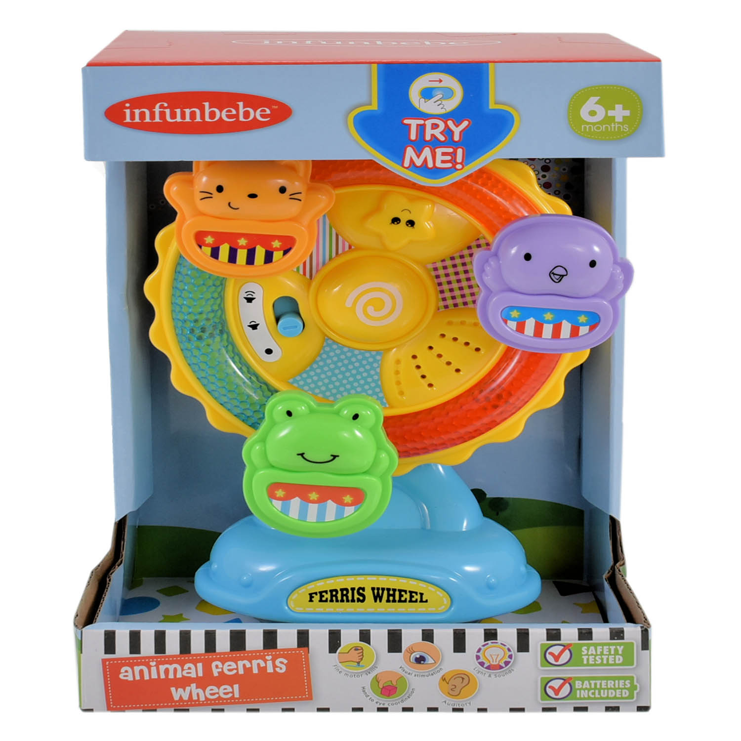 Months BPA Free Activity Learning Triangle Toy Educational Gift for Baby Kids 9