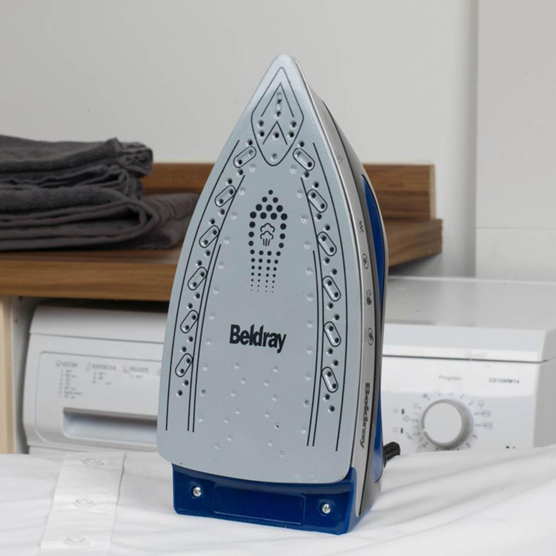 BELDRAY vapeur Surge Pro Fer Céramique Semelle Anti-goutte Non-Drip vertical Clothes Steamer