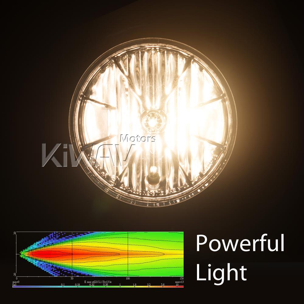 88c116bc0fc 1PCE Sirius NS-3716 9 inch round 24V driving lamp headlight FREE ...