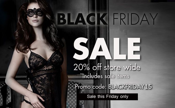 20% Discount for Black Friday at Mio Destino!   Mio Destino Lingerie ... 2bf779bd9