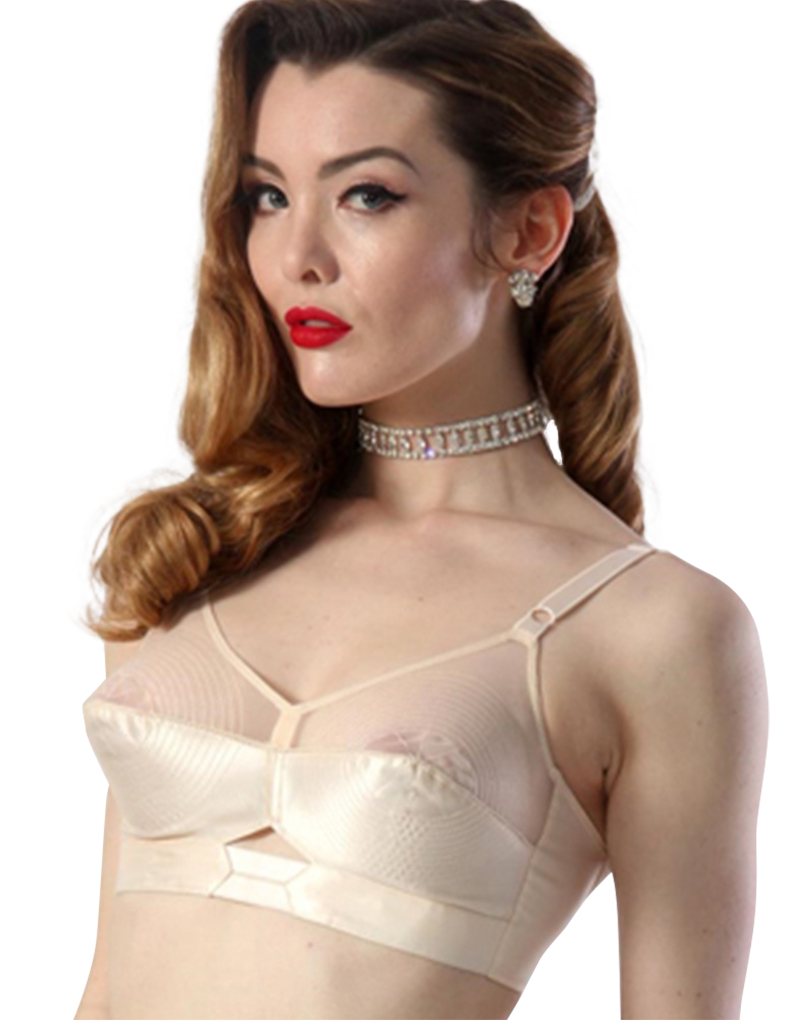 63ecfc7c841a Why Bullet Bras are our go-to garments for vintage glam   Mio ...