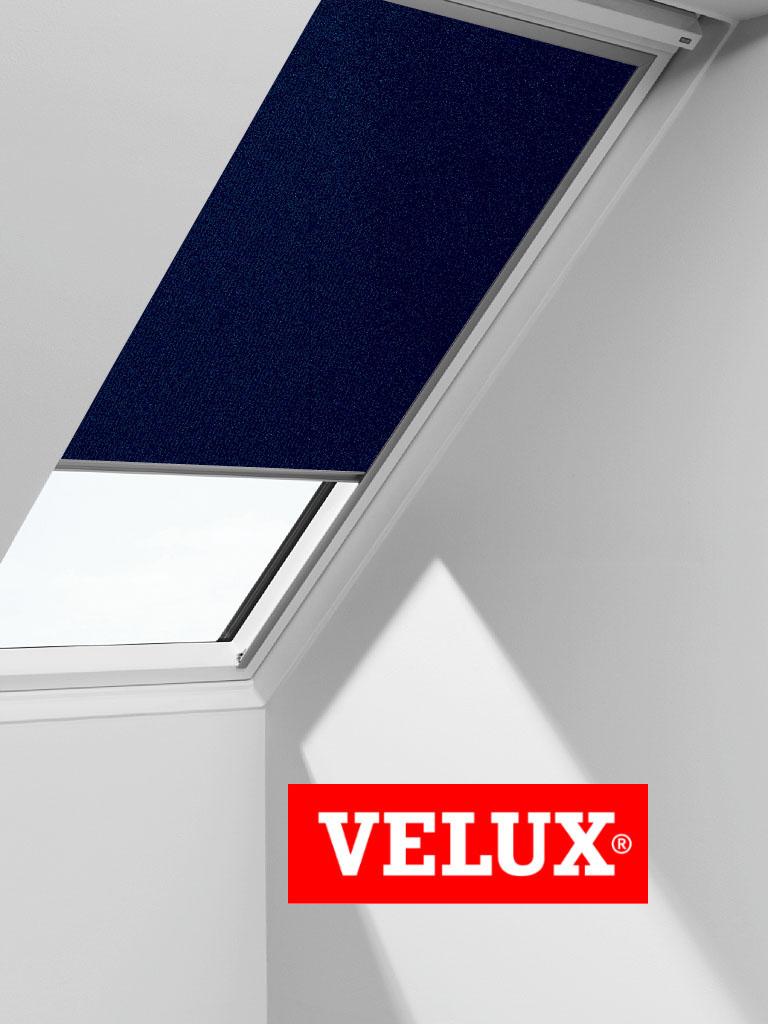 original velux verdunkelungsrollo f r velux dachfenster in vielen farben ebay. Black Bedroom Furniture Sets. Home Design Ideas
