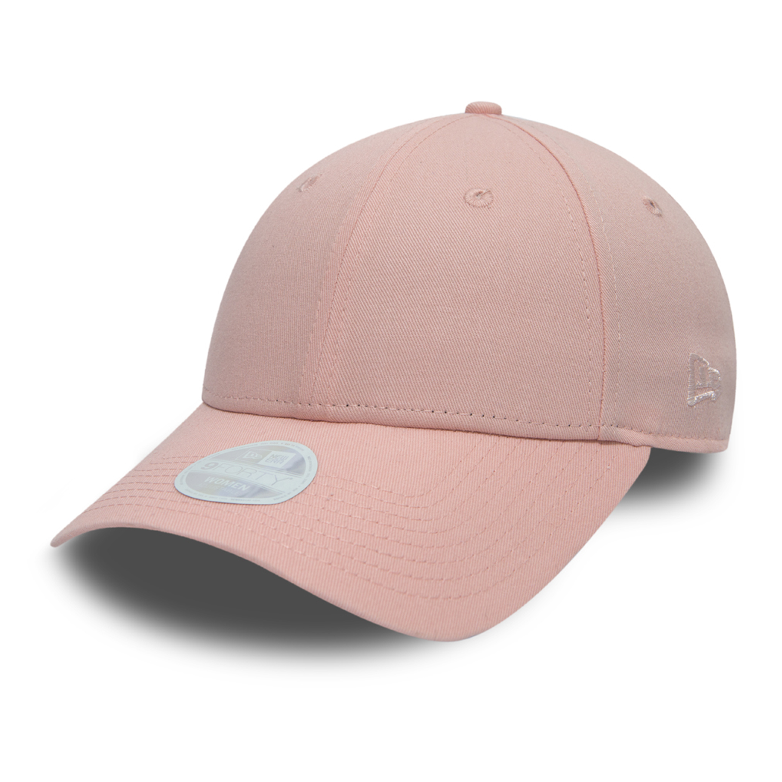 2fdd00e1b24 Details about New Era Women s Pastel 9FORTY Unbranded Cap Pink Lemonade One  Size