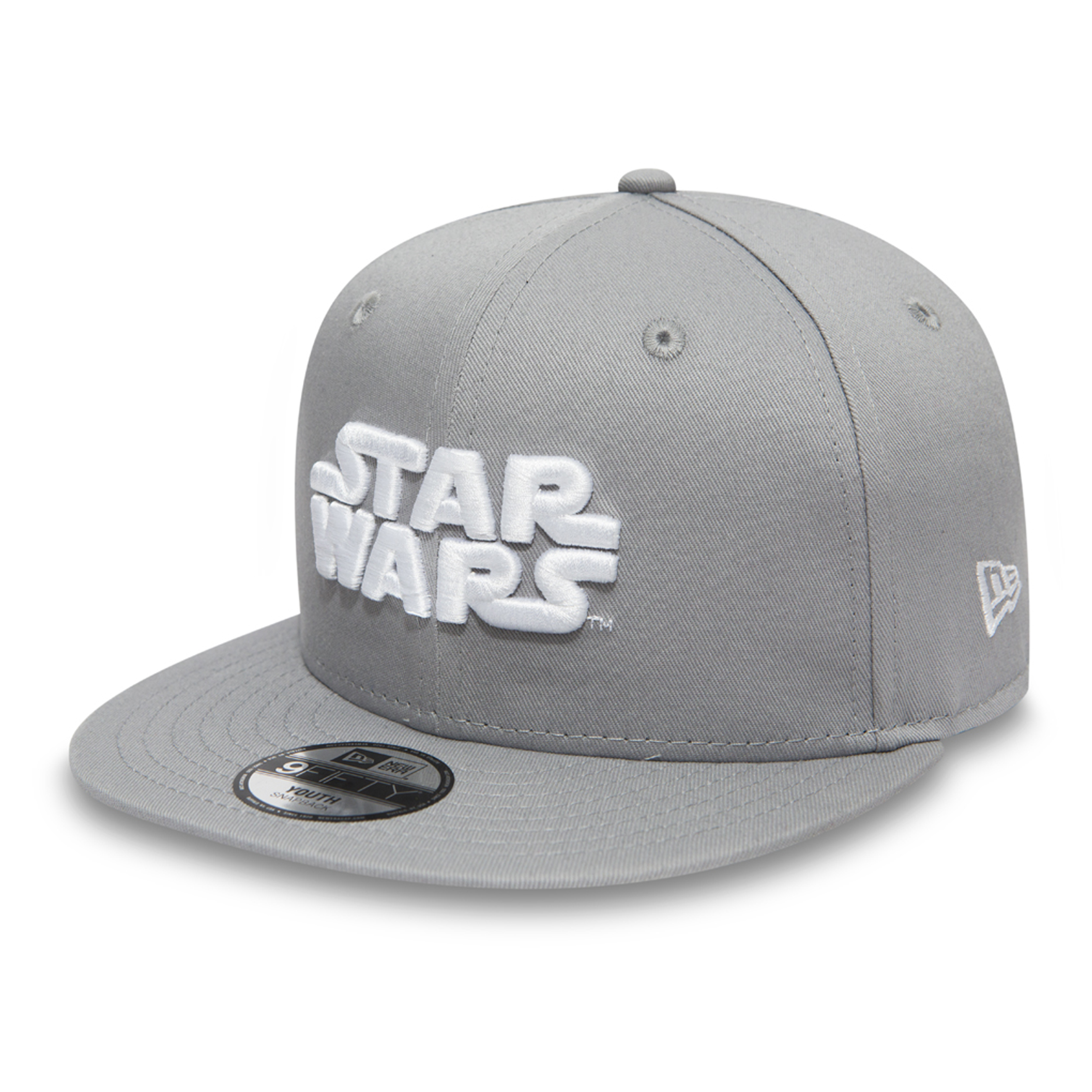New Era Star Wars Essential Storm Trooper 9fifty 950 Youth Berretto Da Baseball Clothing, Shoes & Accessories Other Kids' Clothing & Accs