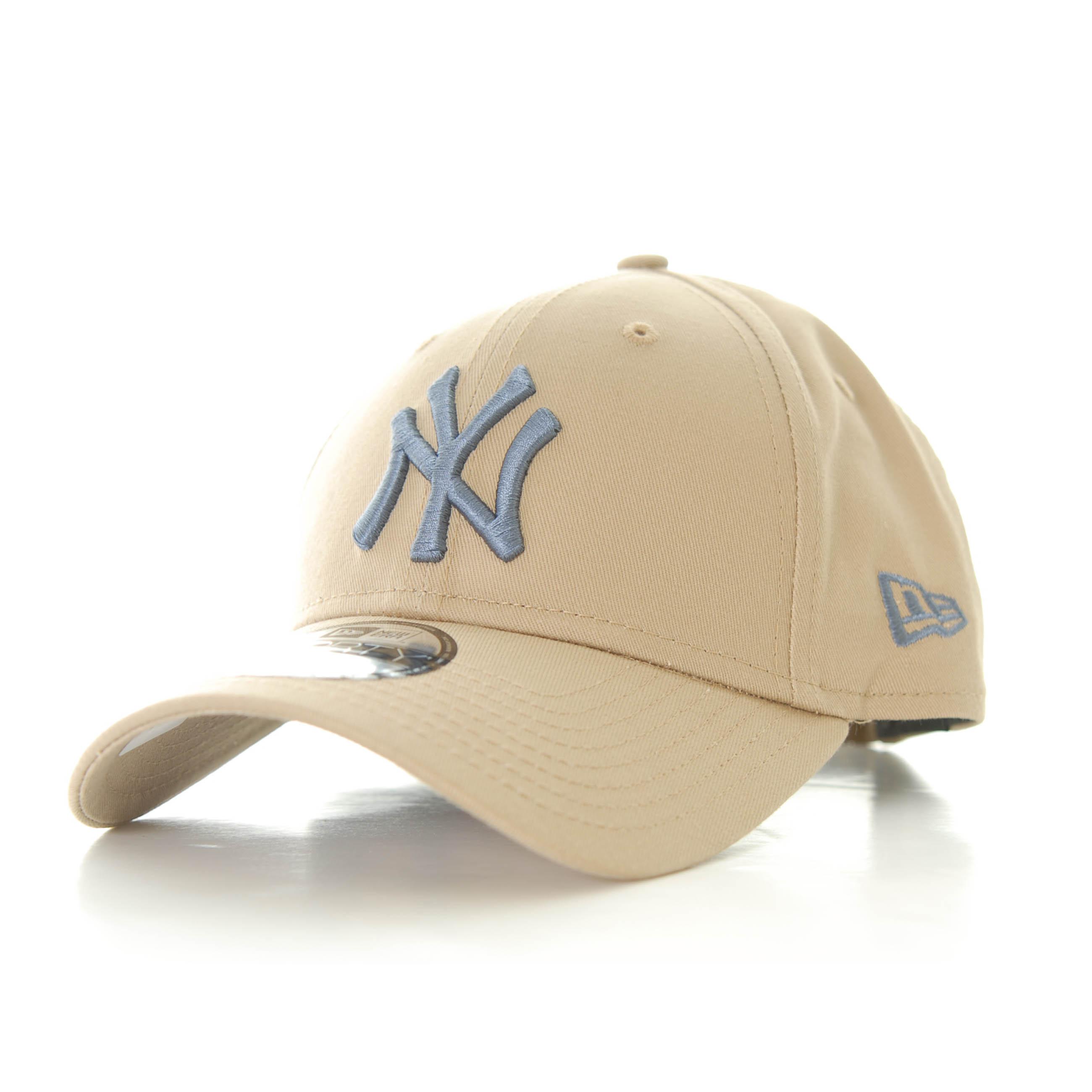 Details about New Era League Essential 9Forty New York Yankees Cap Camel  OSFA 9e75cf415e